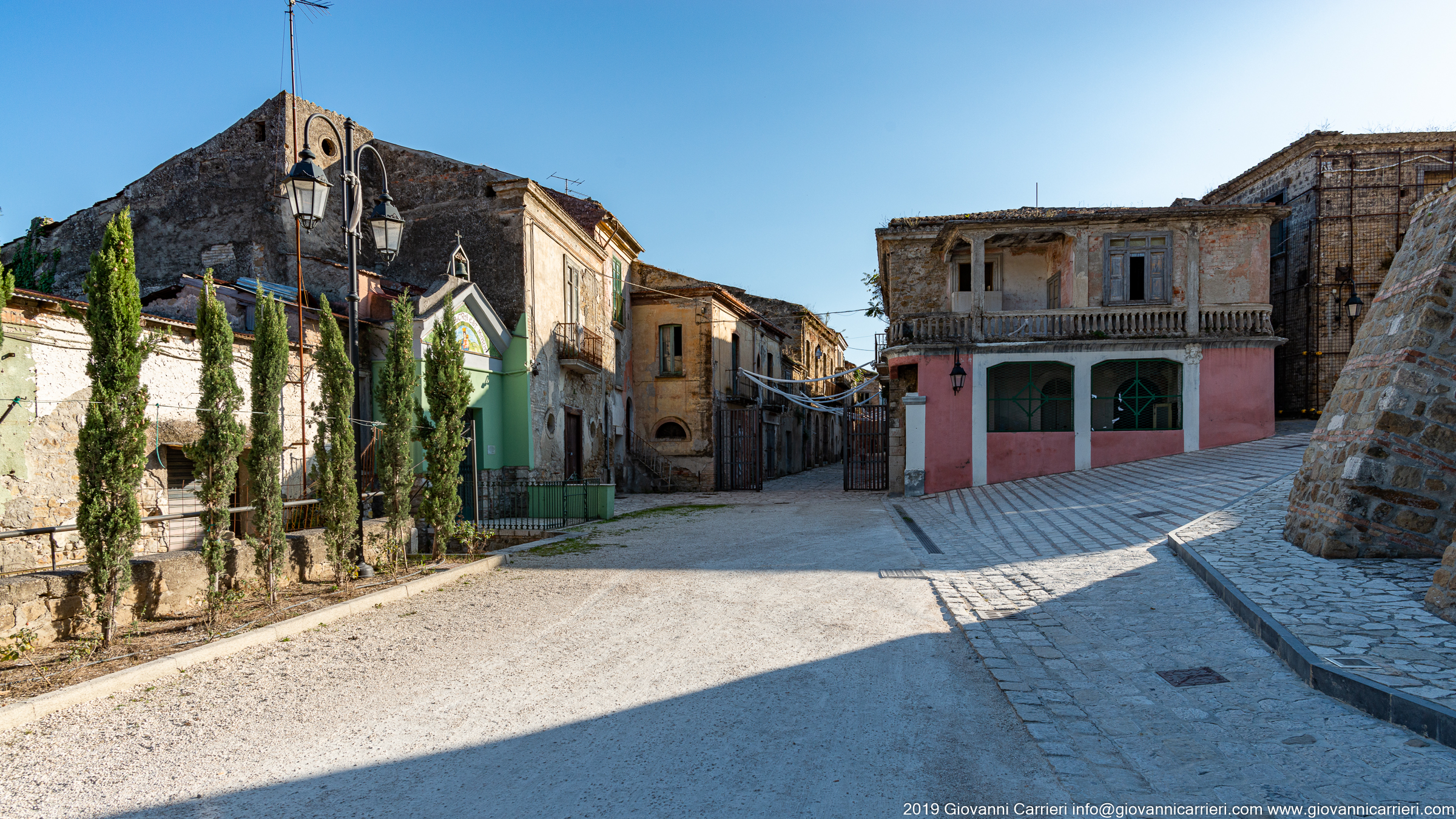 Photographs of Old Apice