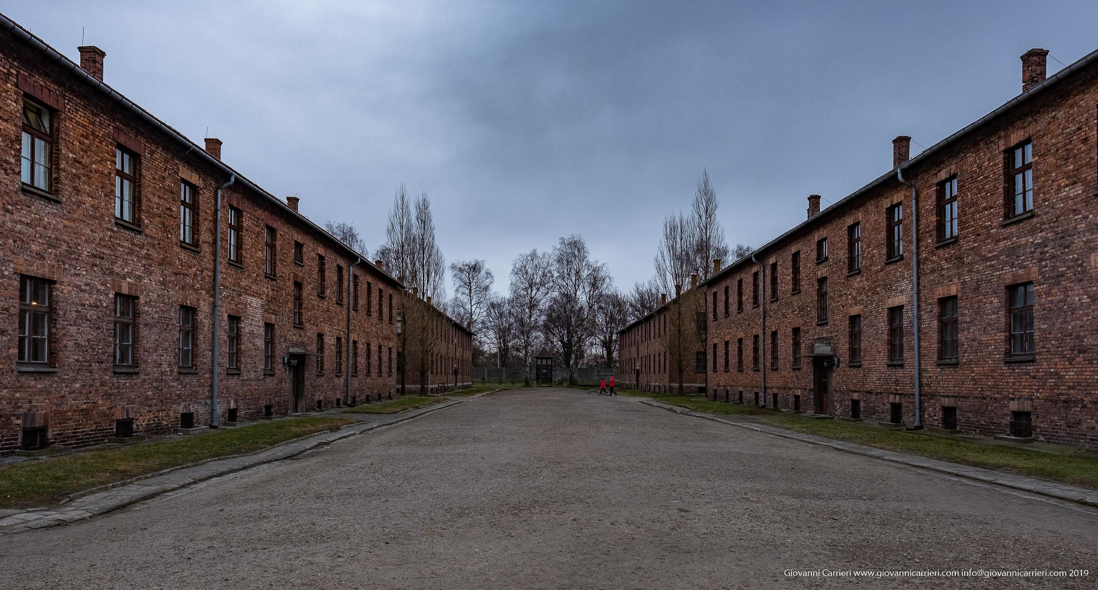 Appellplatz - Auschwitz