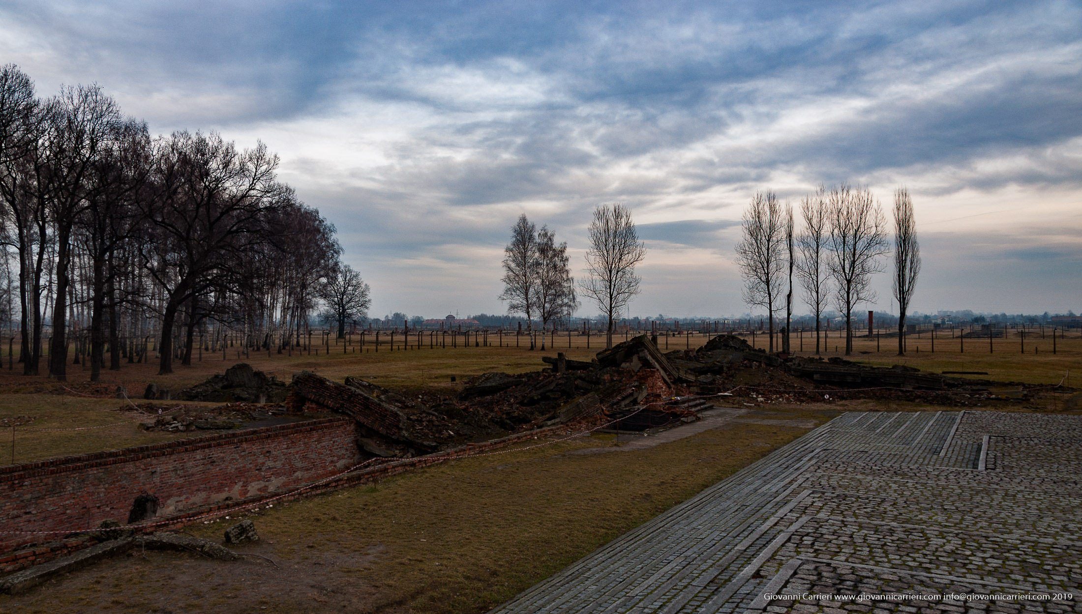 Rovine di Birkenau