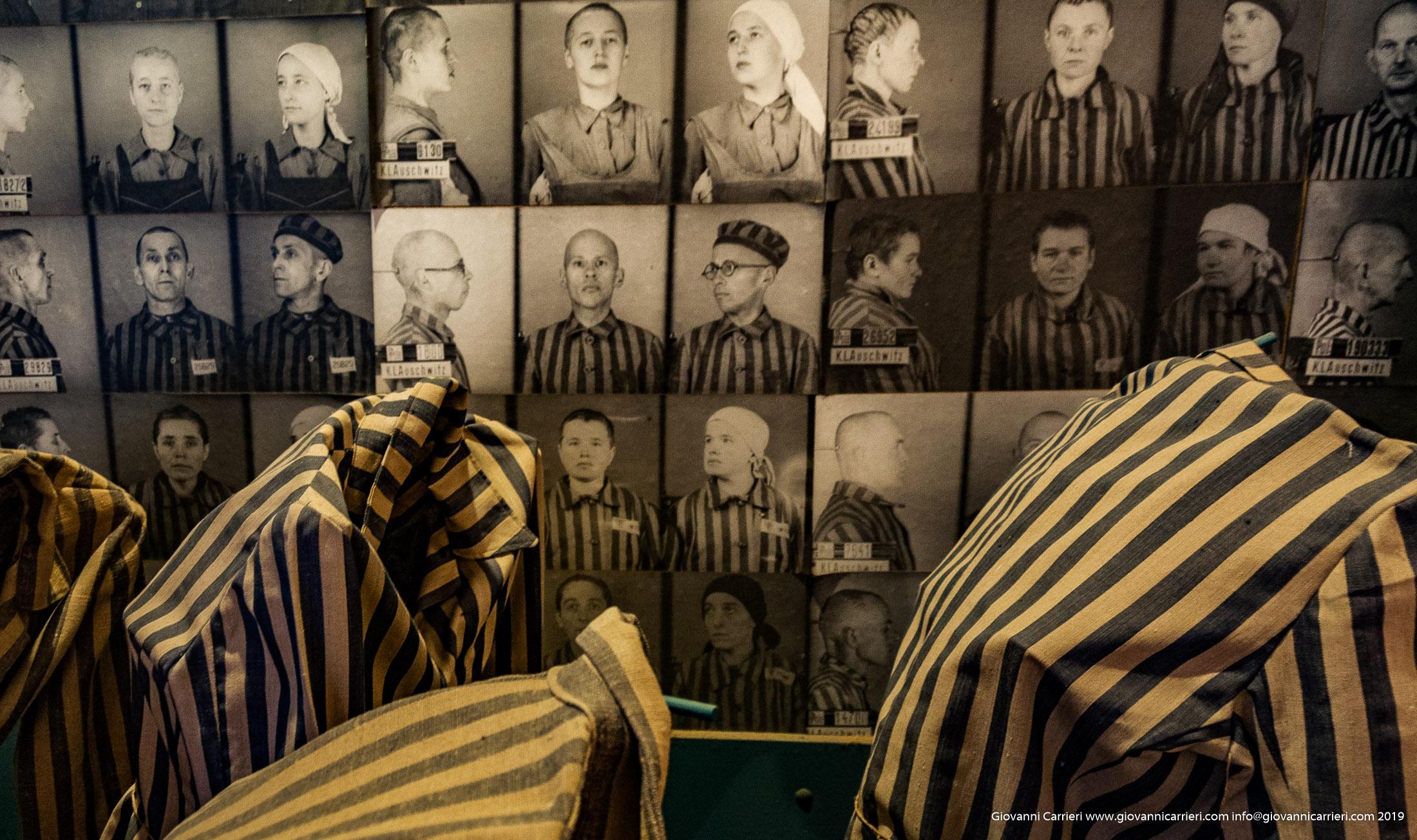 Faces from Auschwitz - Auschwitz