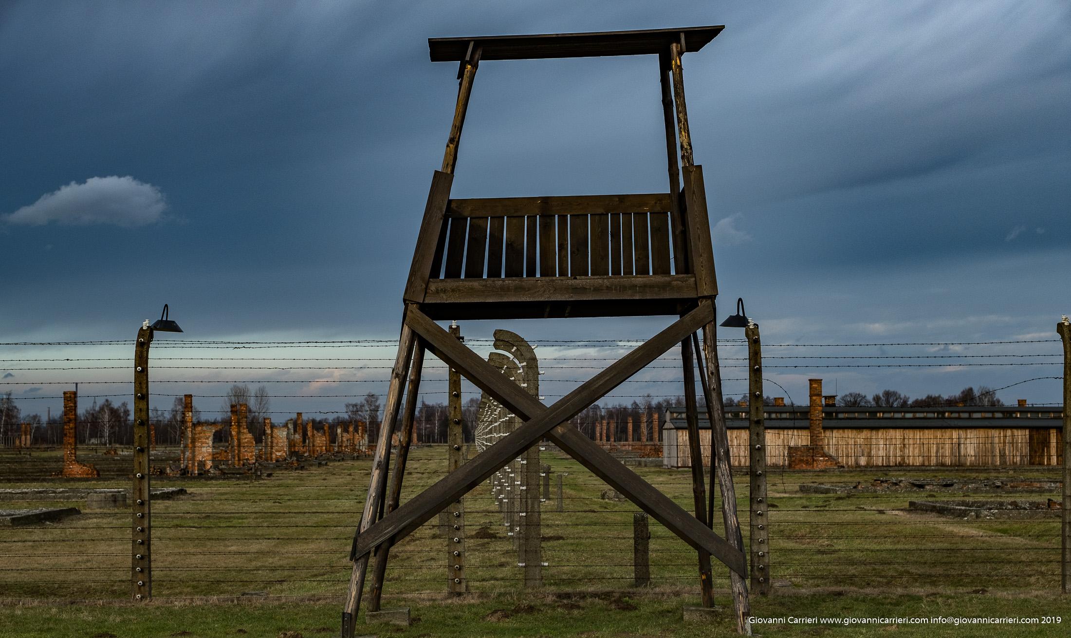 Senza libertà - Auschwitz
