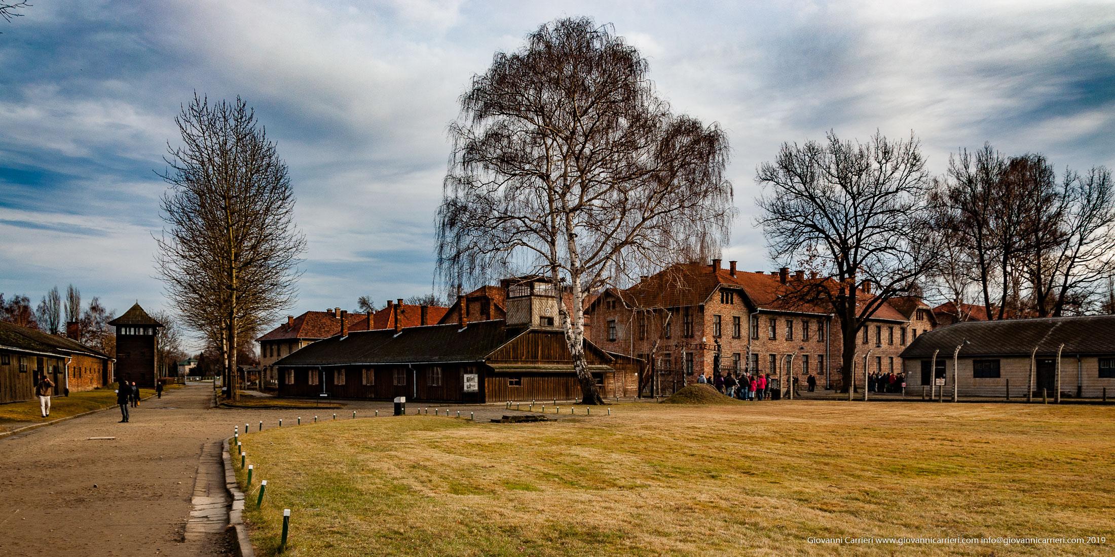 Appelplatz - Auschwitz