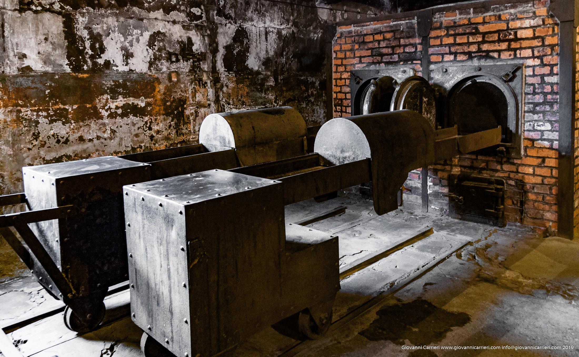 Impianto di morte - Auschwitz