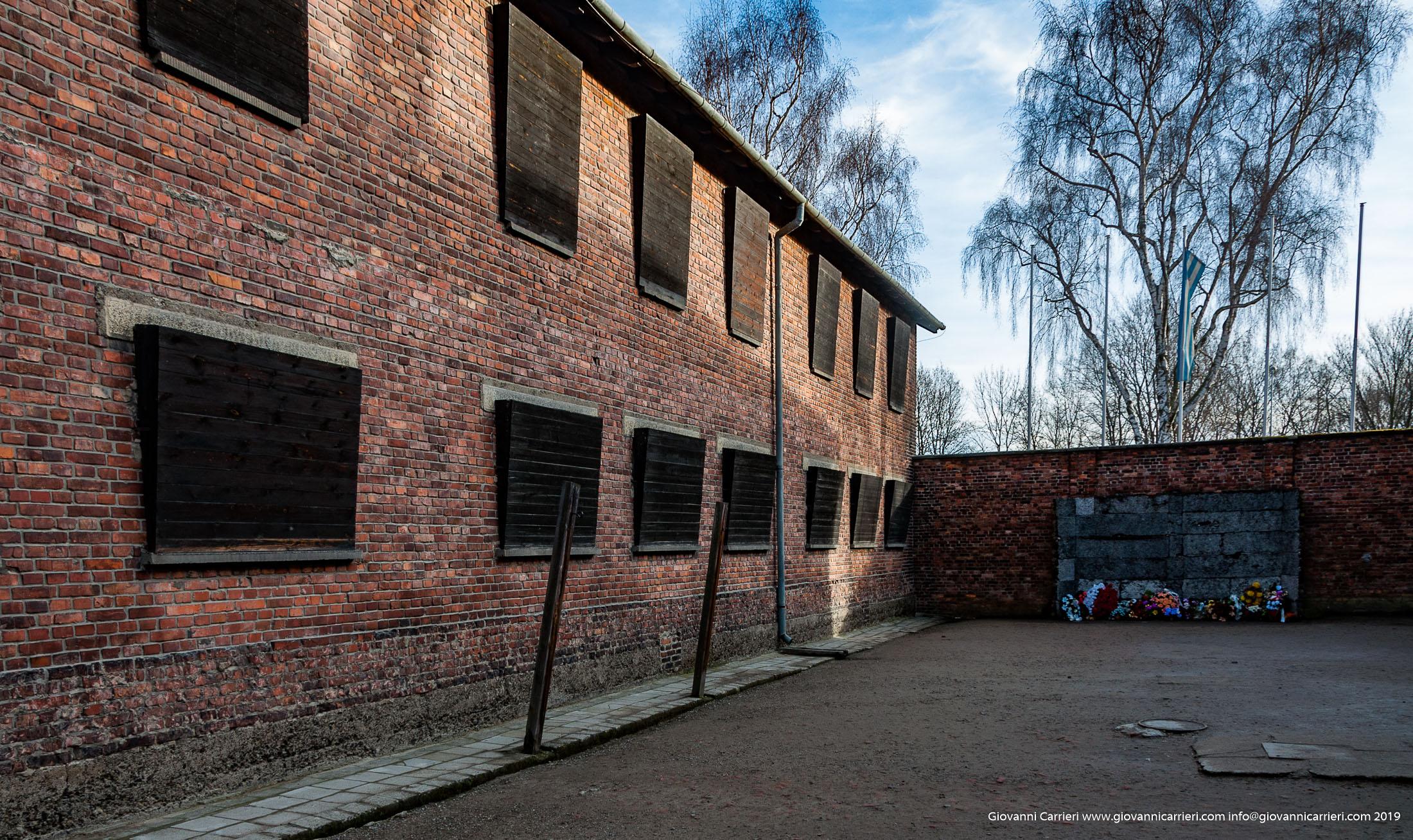 Il supporto per il cappio - Auschwitz
