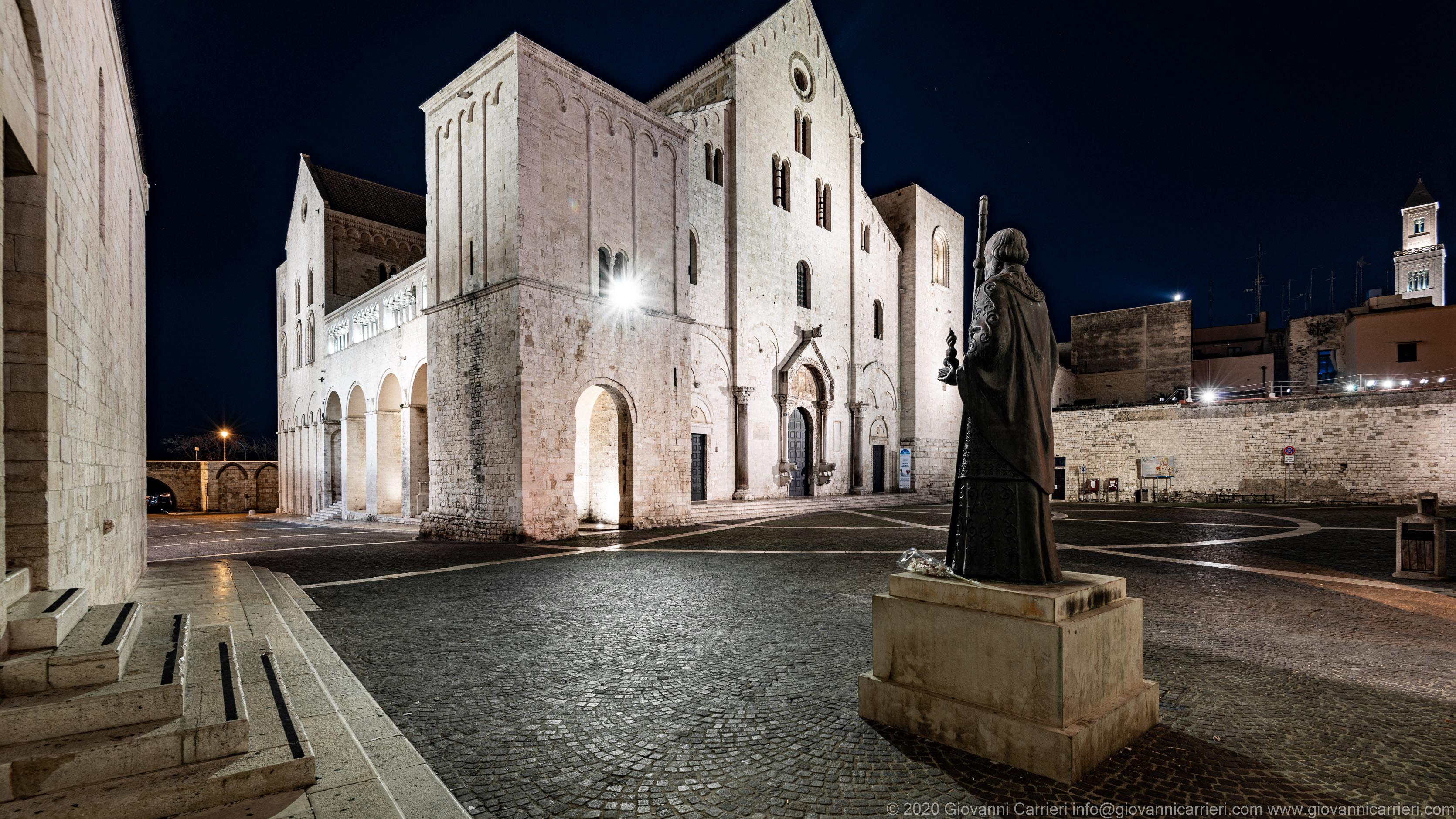 La Basilica di San Nicola, Bari vecchia