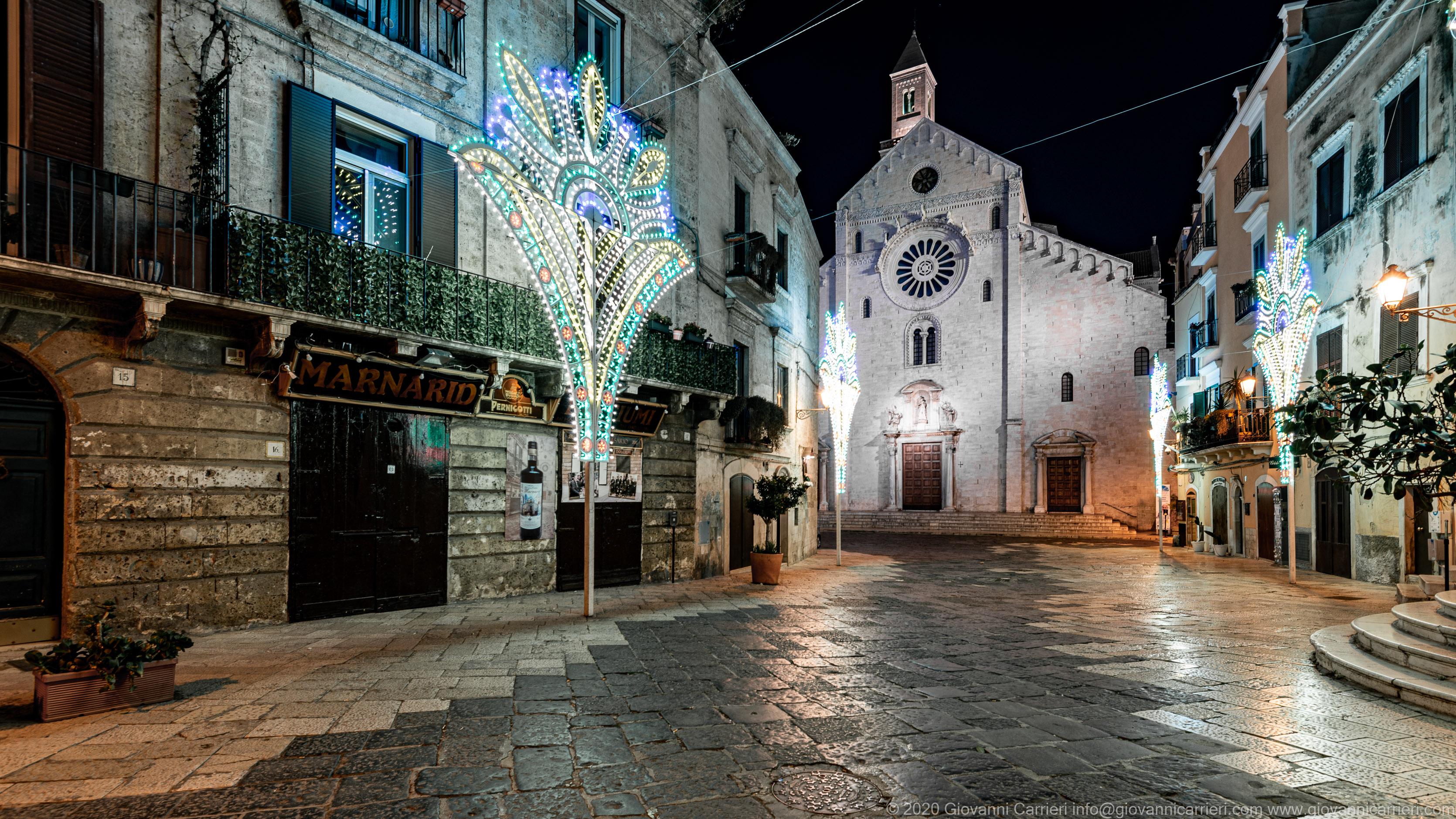 La Cattedrale di Bari, San Sabino, in Bari vecchia