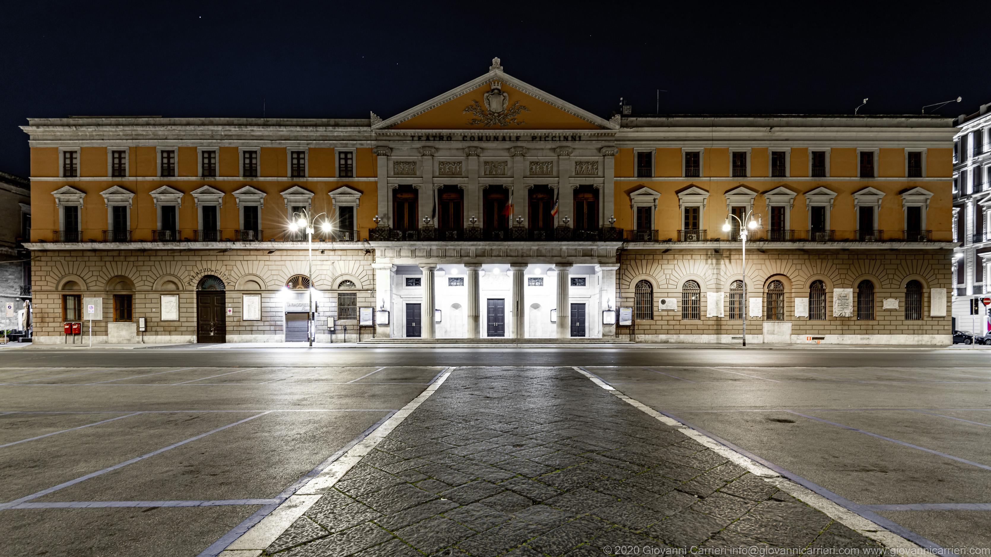 Piccinni Municipal Theatre