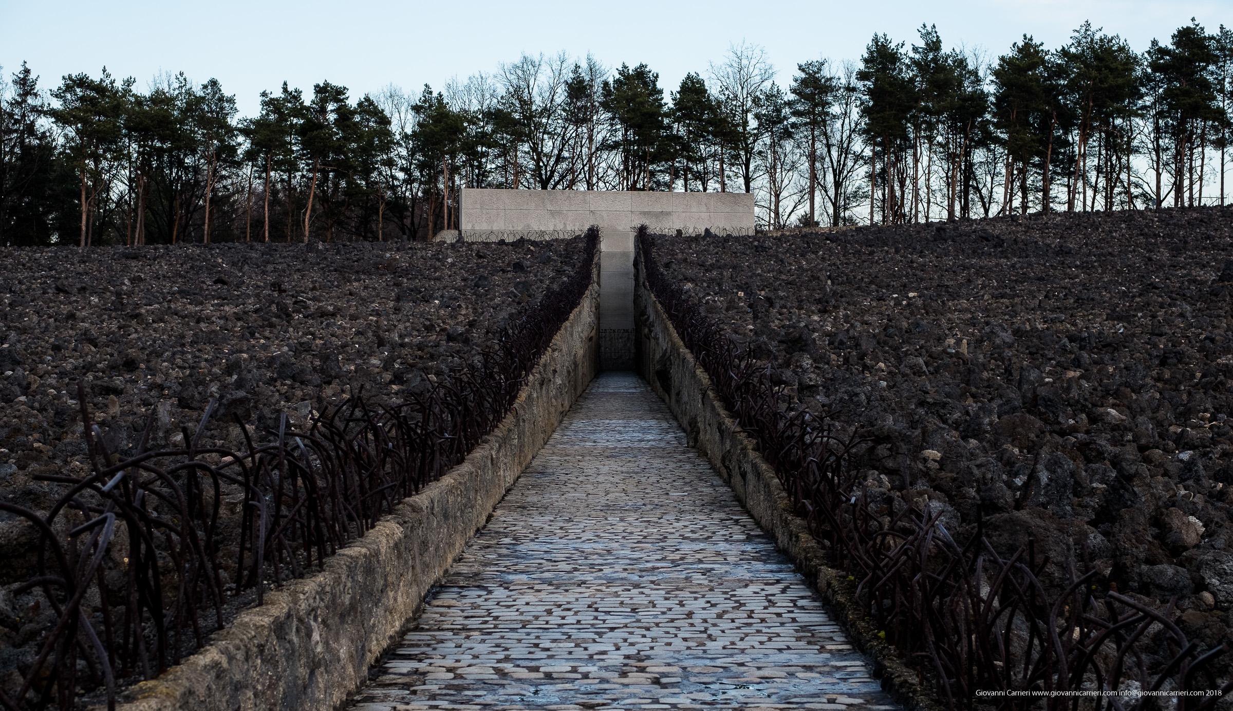 """La """"strada della morte"""" di Belzec"""