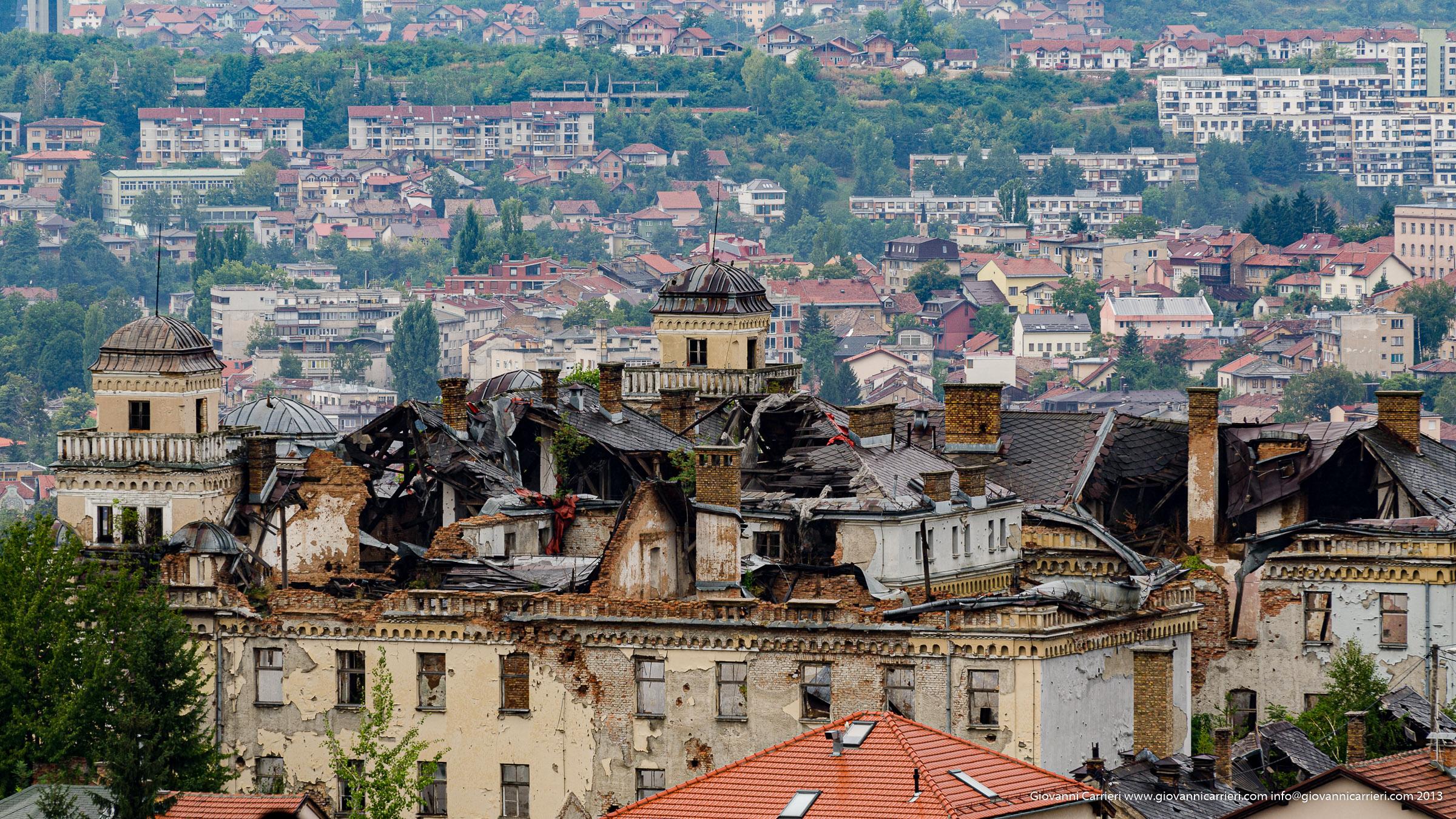 Cicatrici di Guerra in Bosnia-Erzegovina