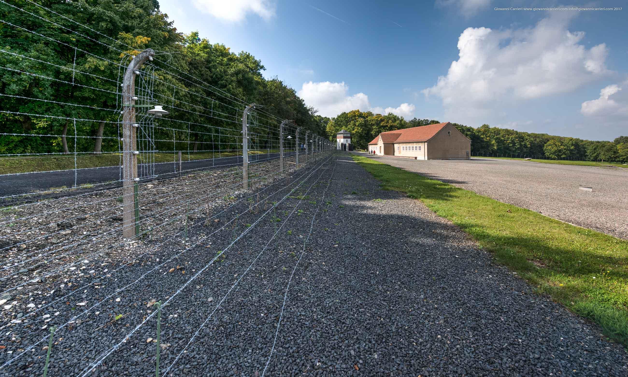 Il perimetro di Buchenwald