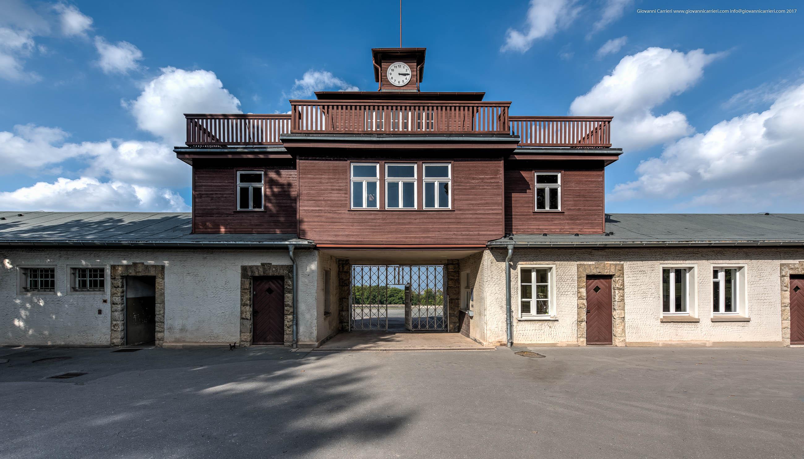KZ Buchenwald, campo di concentramento