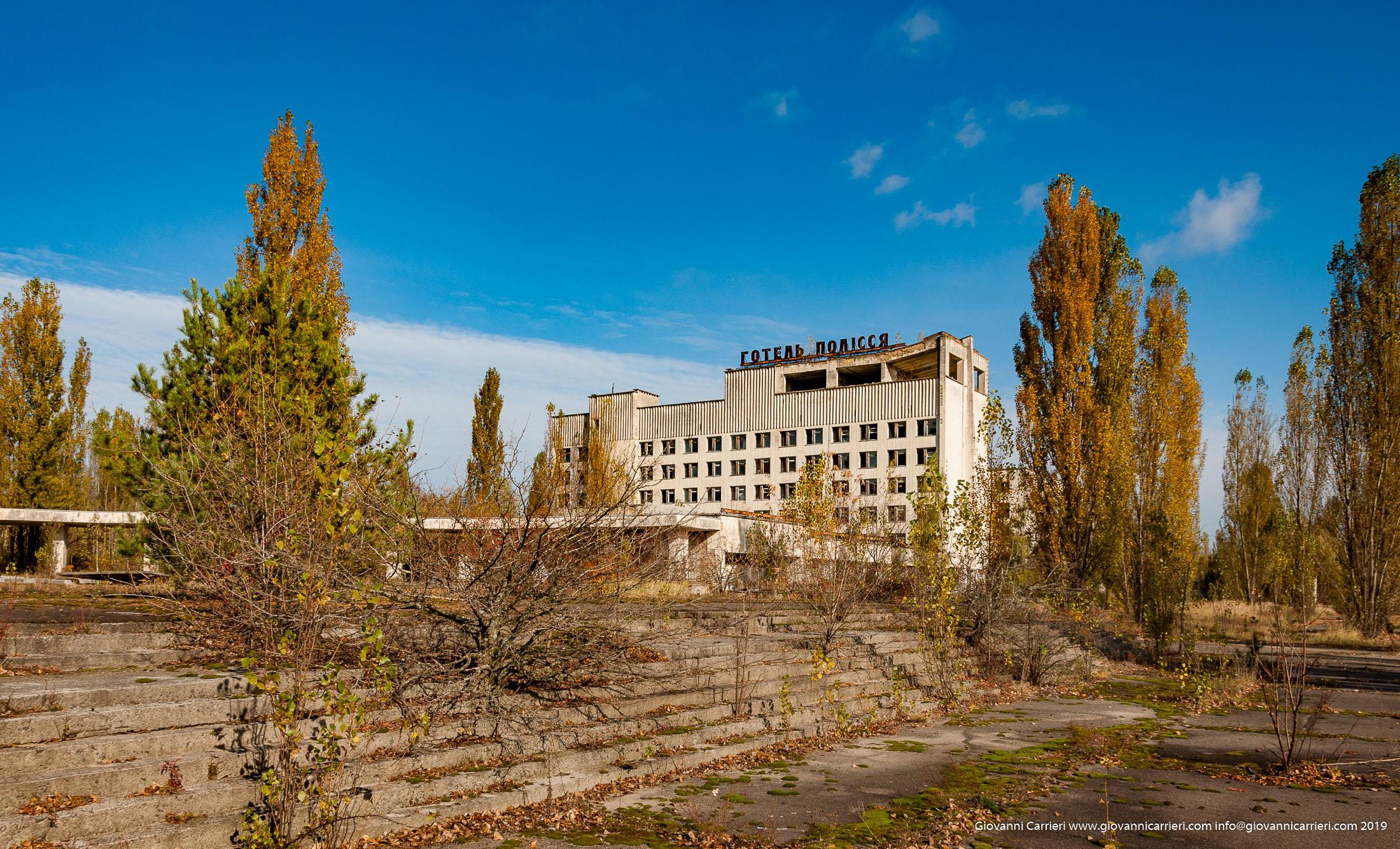 L'hotel Polissya
