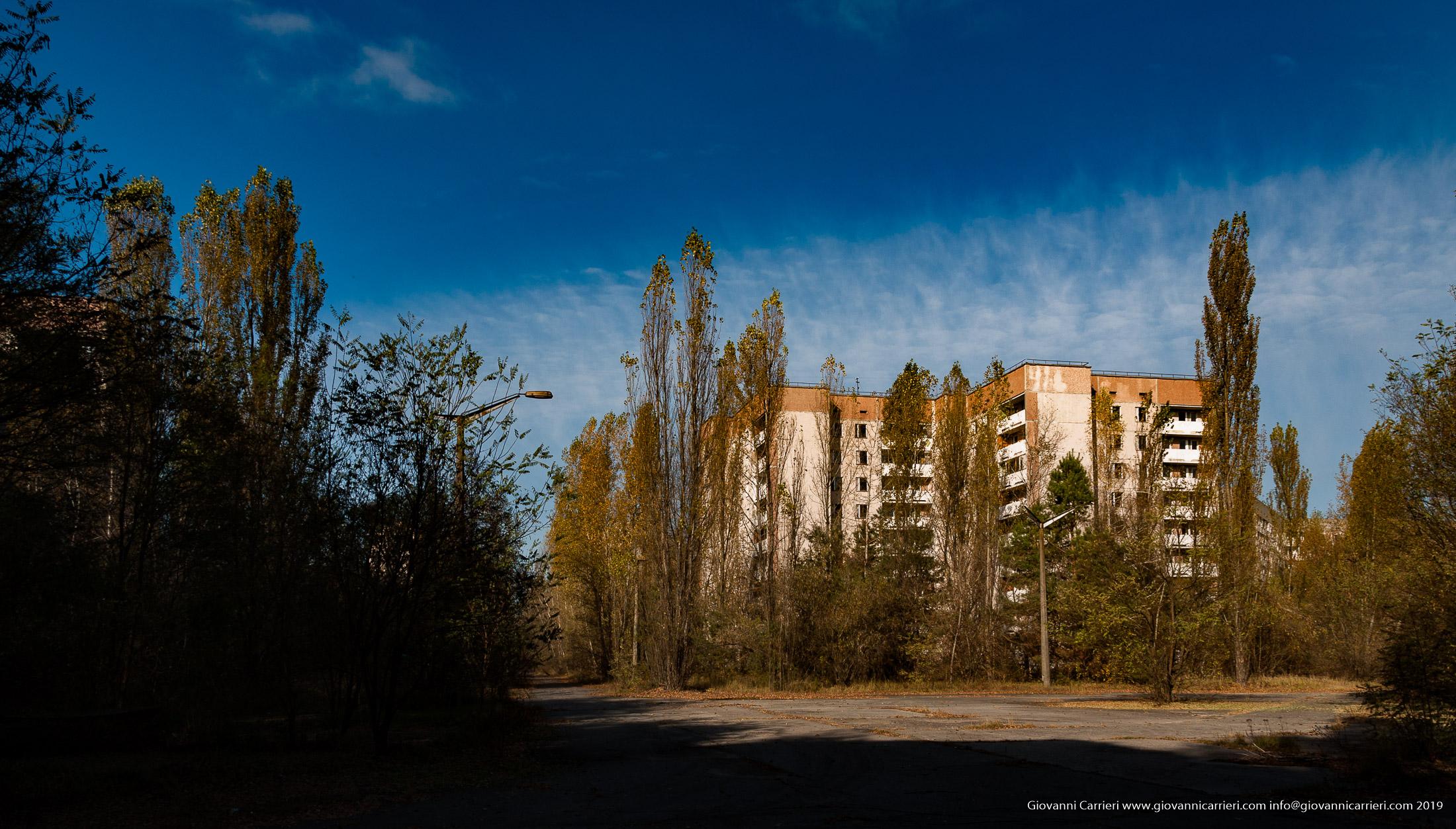 Rovine di Prypjat - Chernobyl