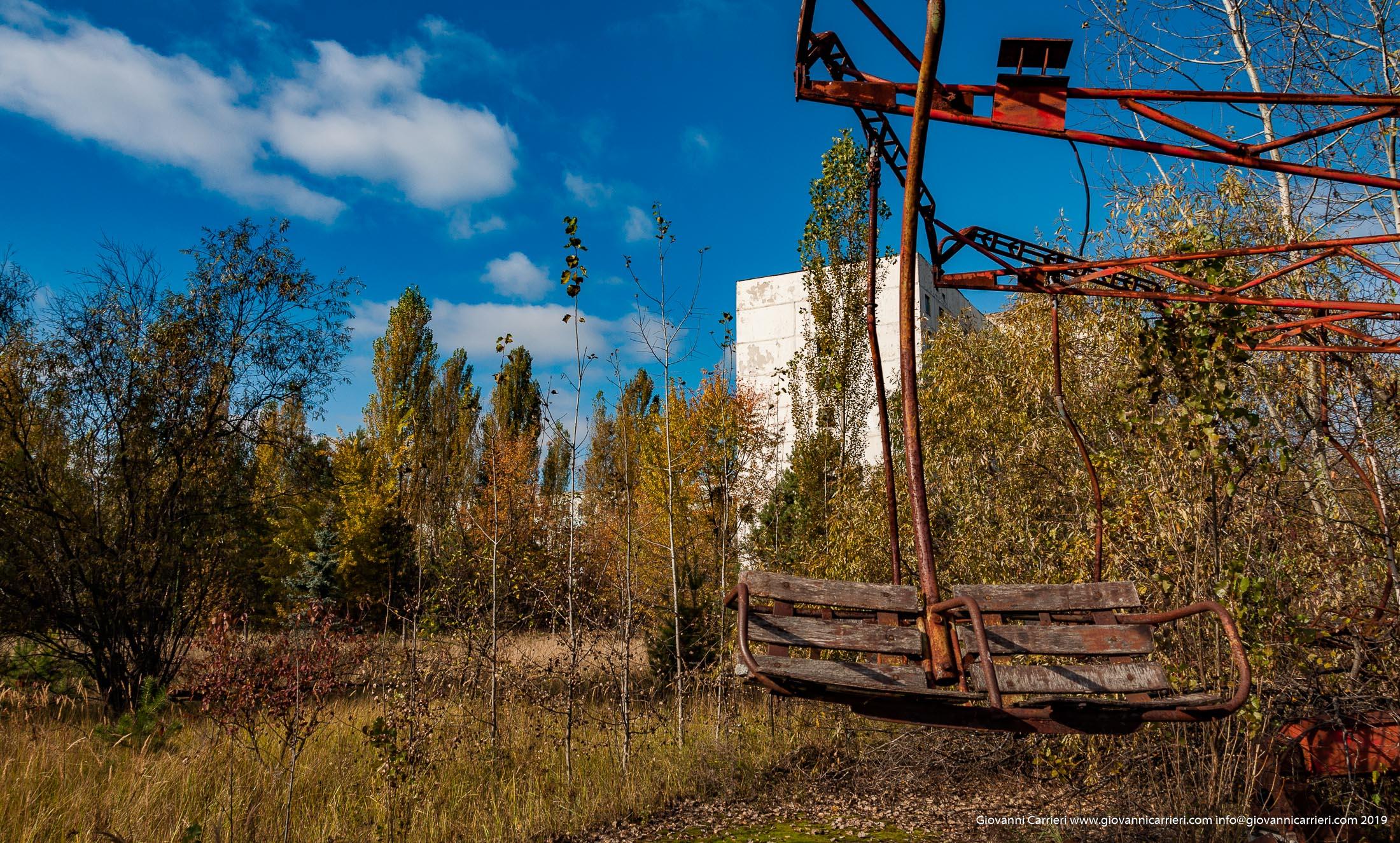 Parco dei divertimenti di Prypjat, Chernobyl