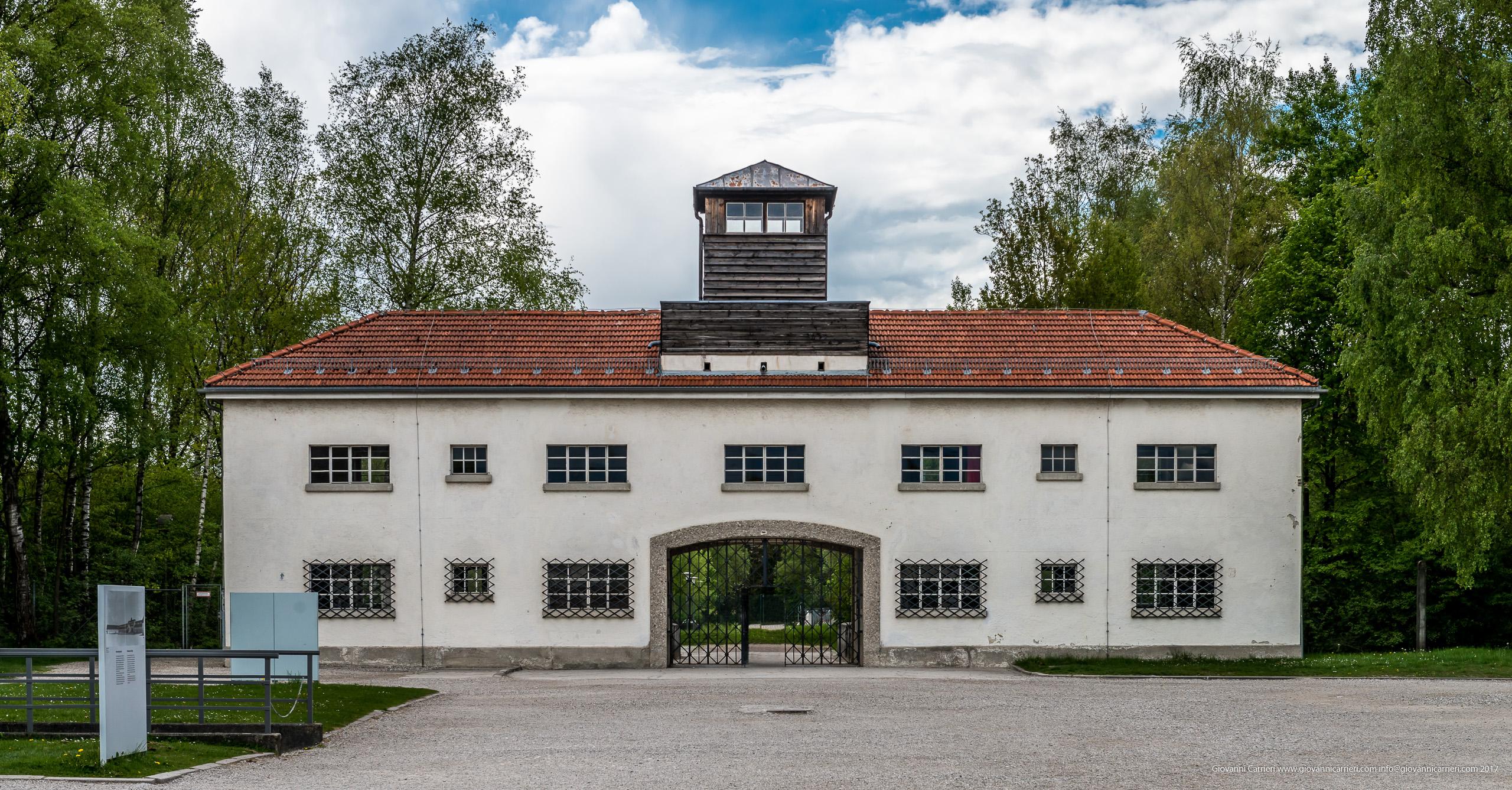 KZ Dachau, campo di concentramento