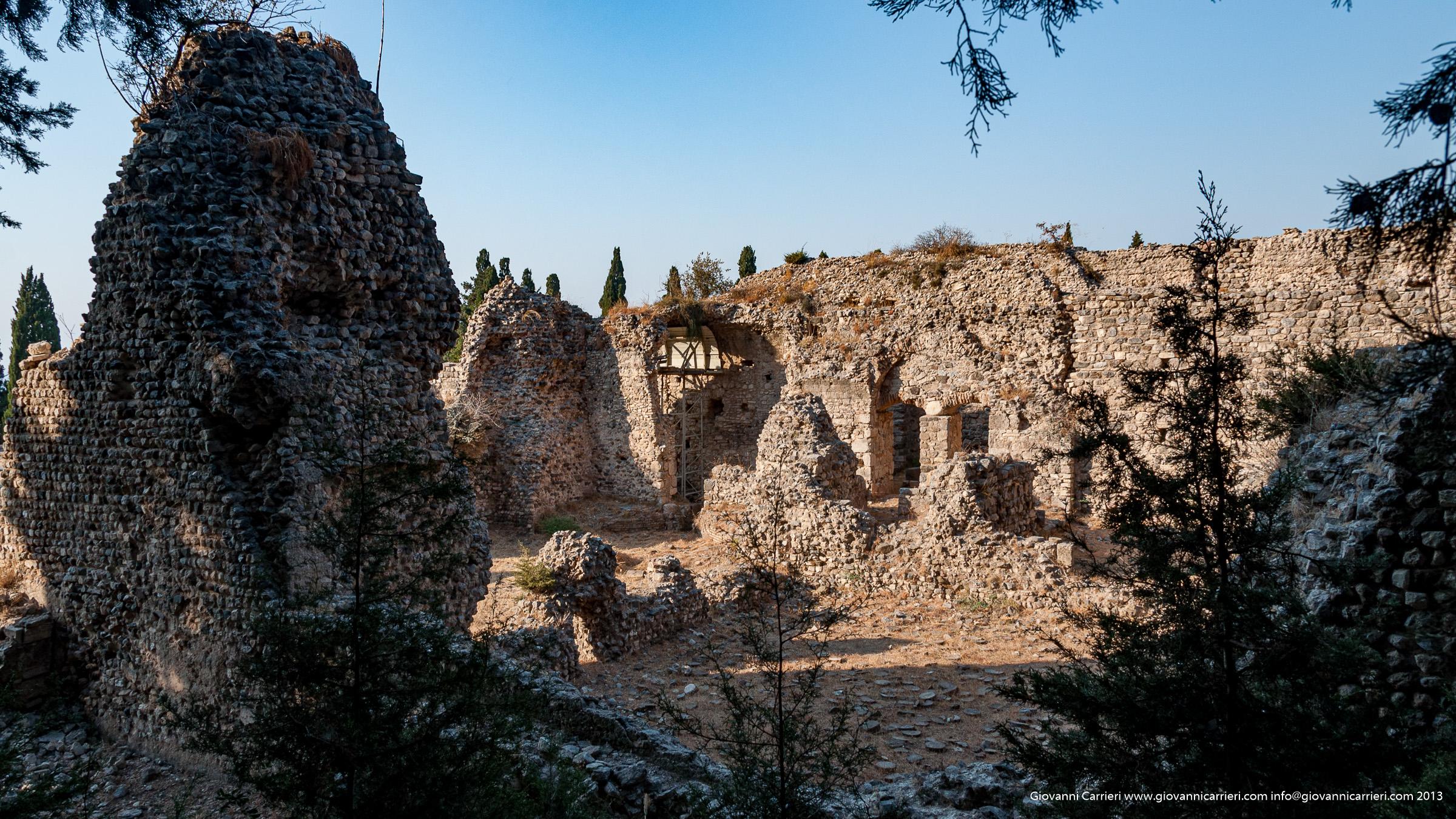 Le rovine dell'ospedale di Ippocrate - Kos