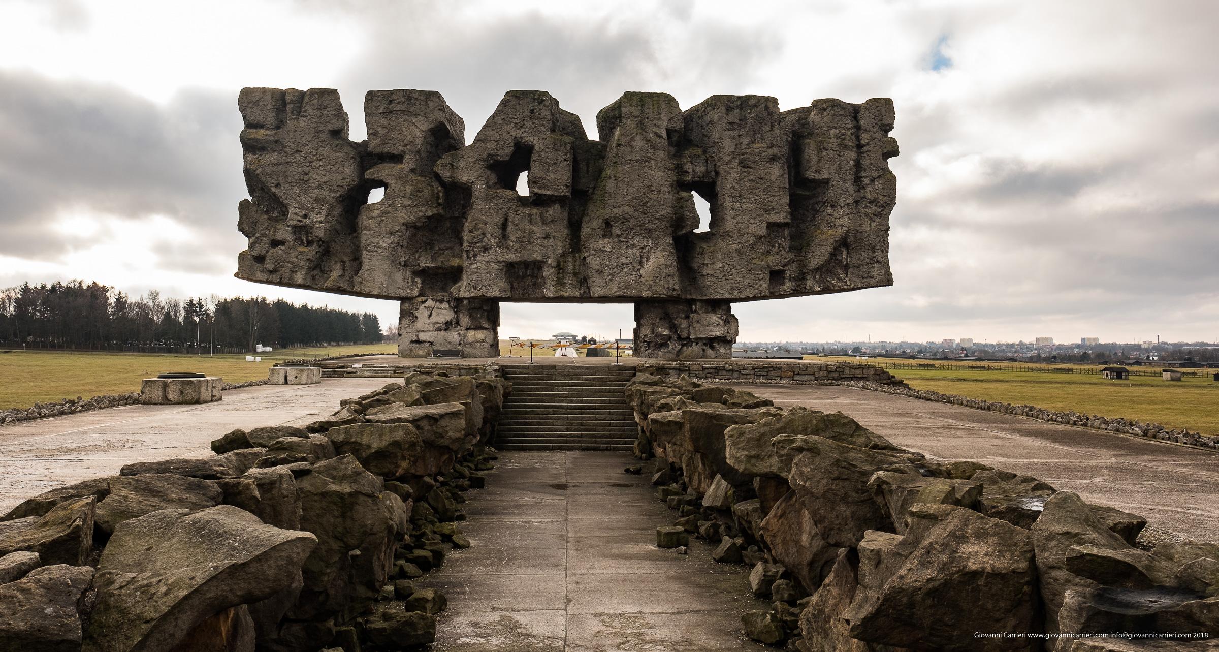 Majdanek concentration and extermination Camp