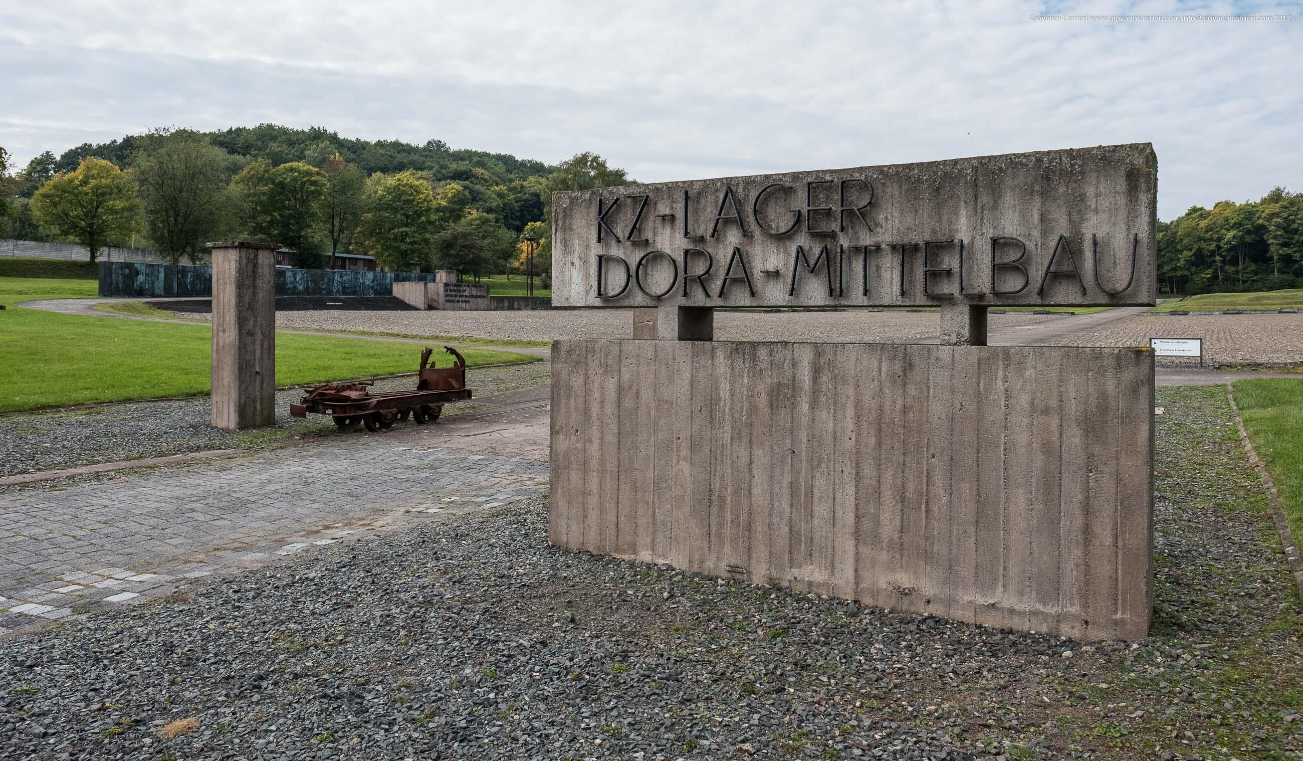 KZ Mittelbau-Dora, campo di concentramento
