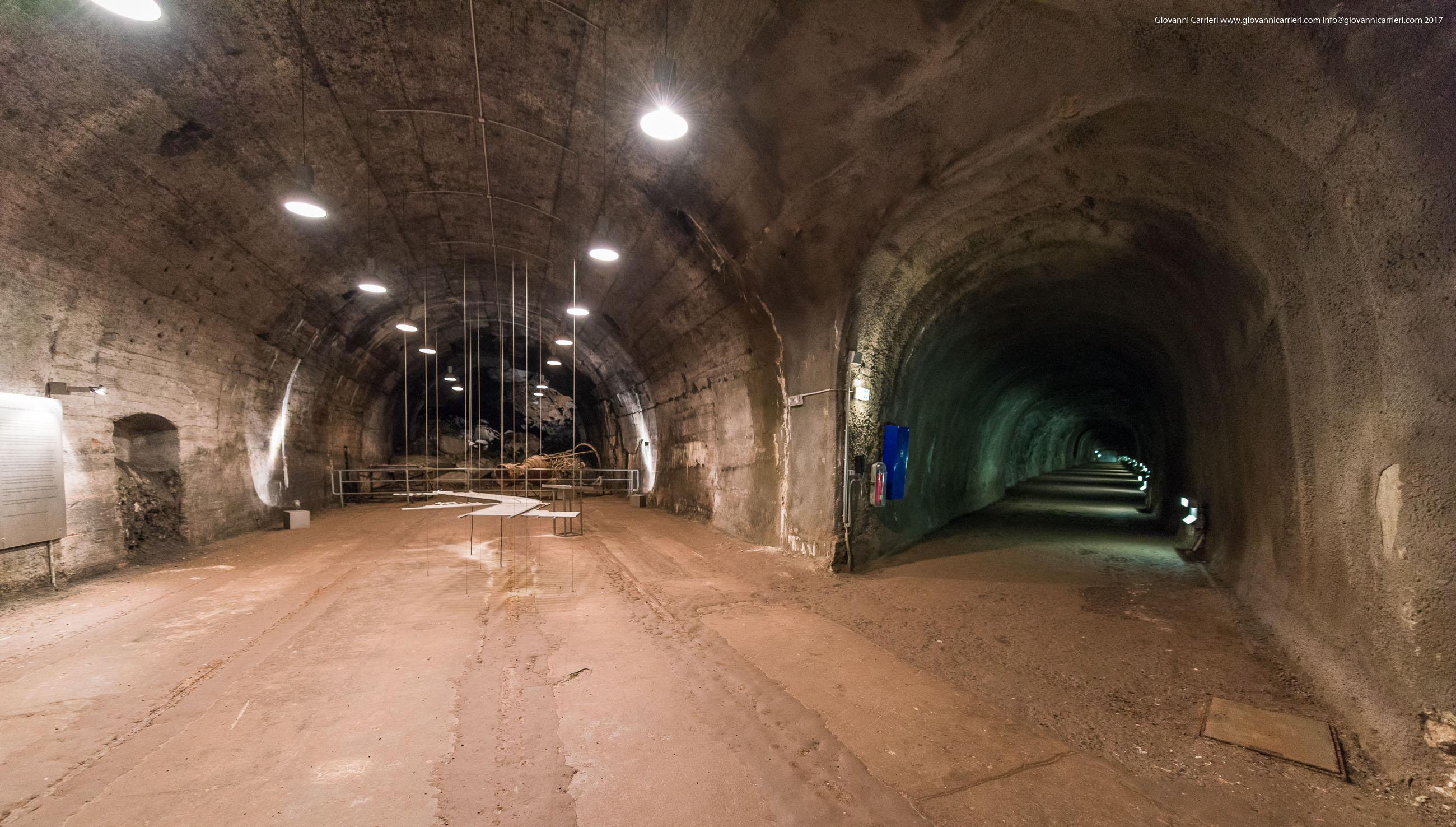 La fabbrica sotterranea di armi del campo Mittelbau-Dora