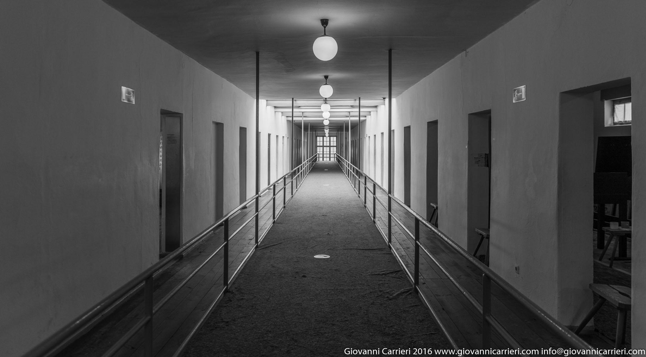 La prigione del campo di Ravensbrück