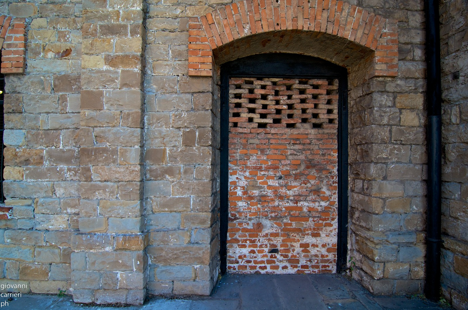 Le finestre murate