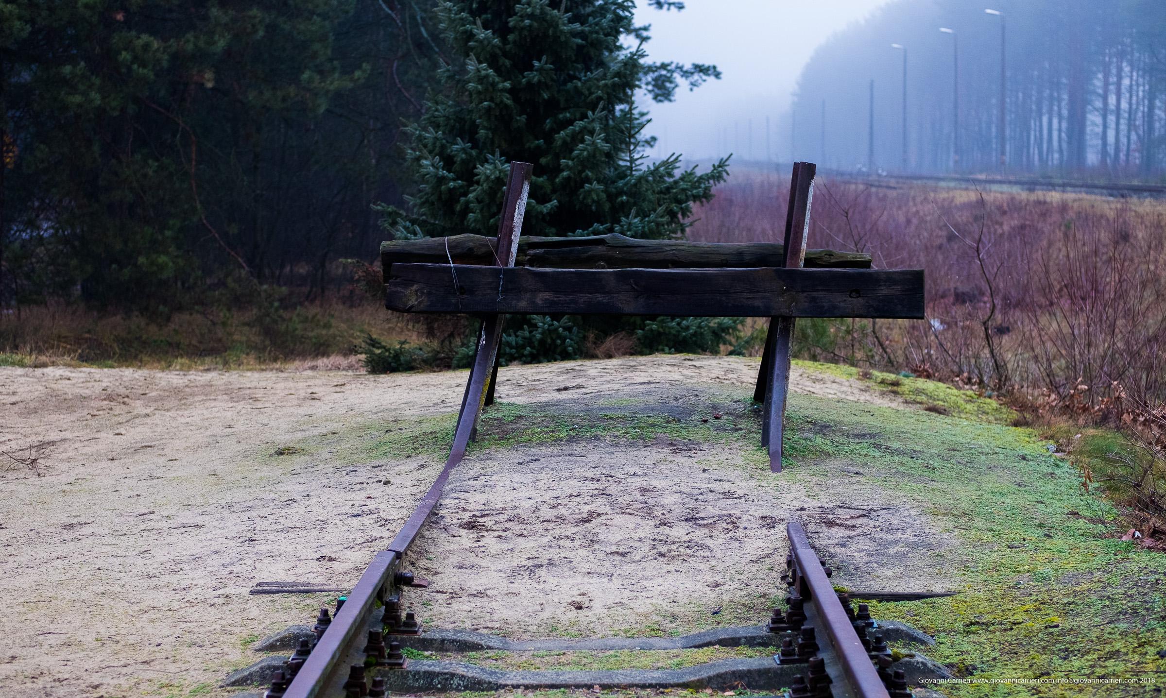 Sobibór, la fine del binario era l'ingresso al campo