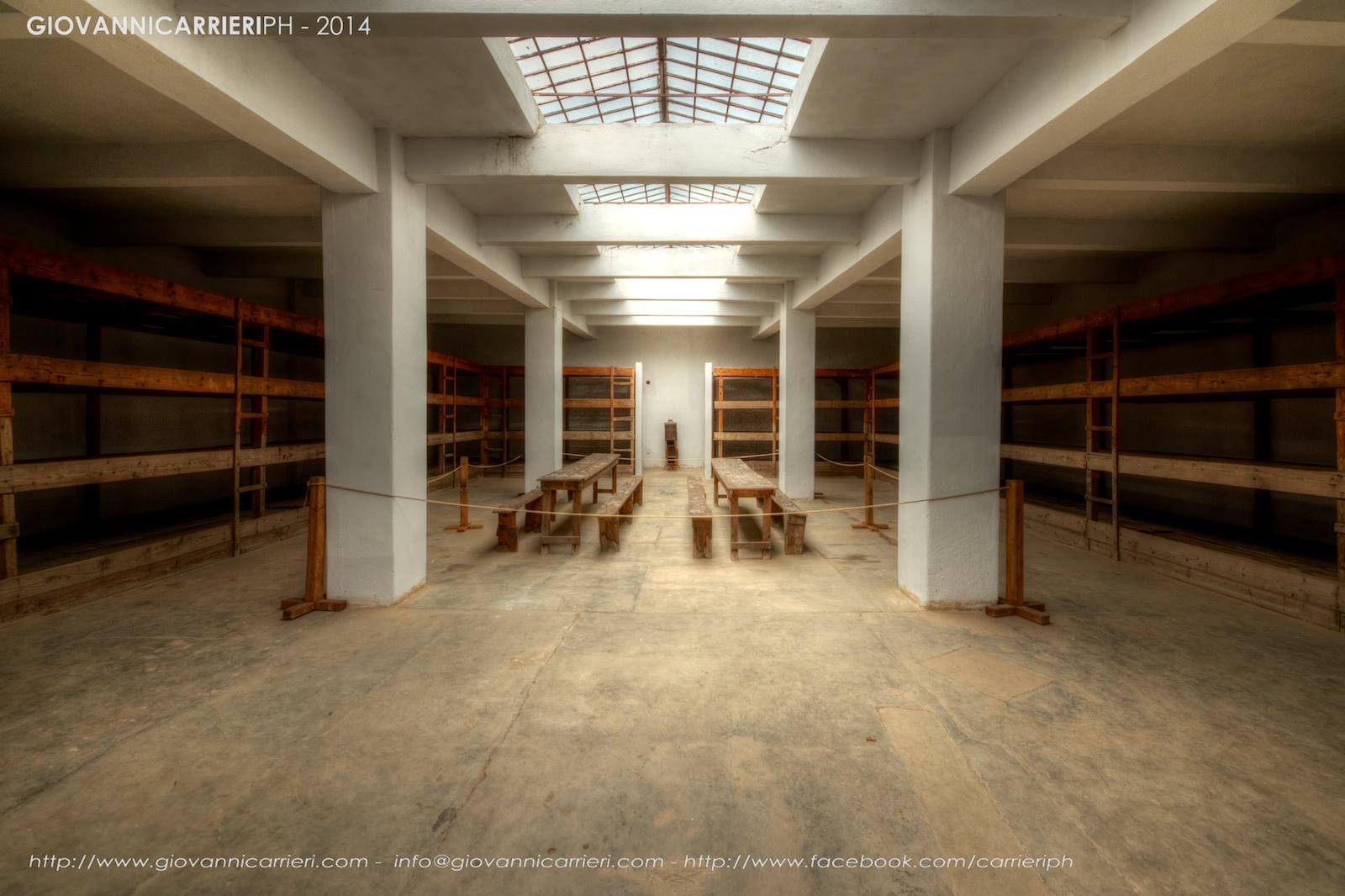 Celle nel quarto cortile per ospitare 400 600 prigionieri - Theresienstadt