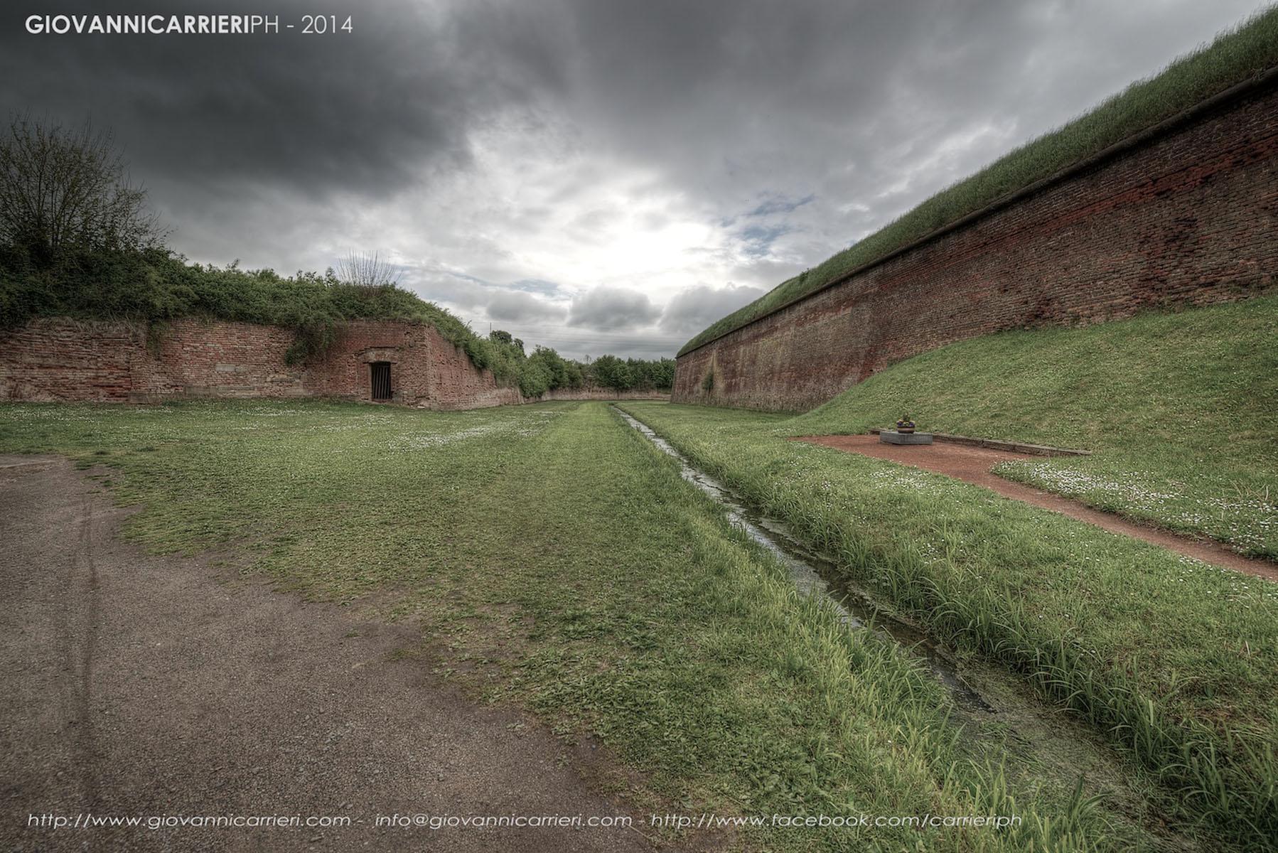 La grande fossa comune - Theresienstadt