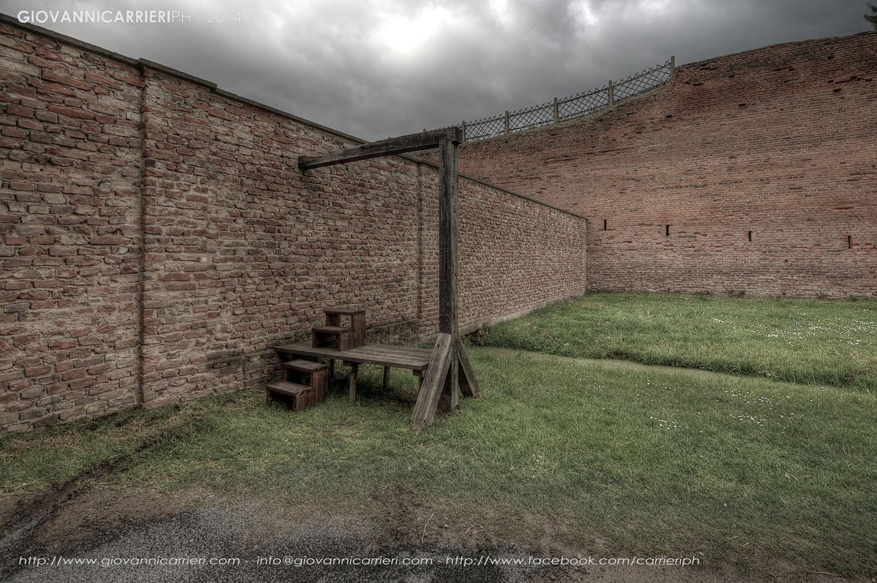 Il patibolo - Theresienstadt