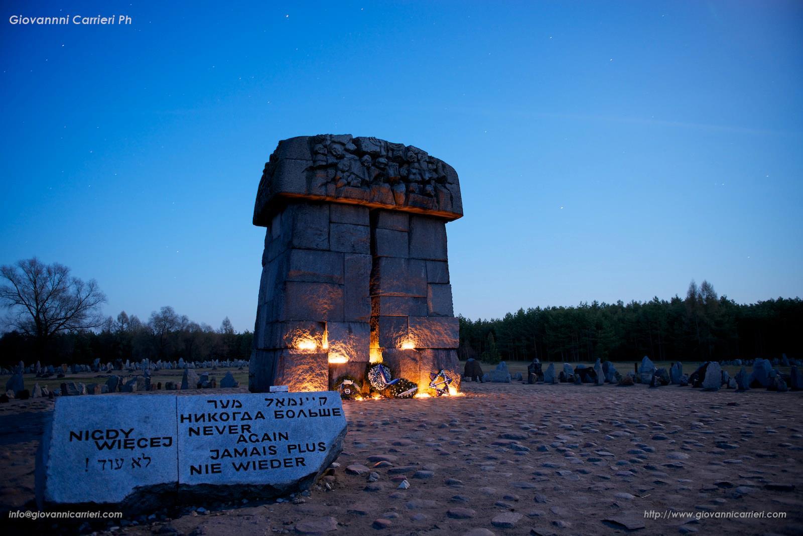 Extermination camp of Treblinka