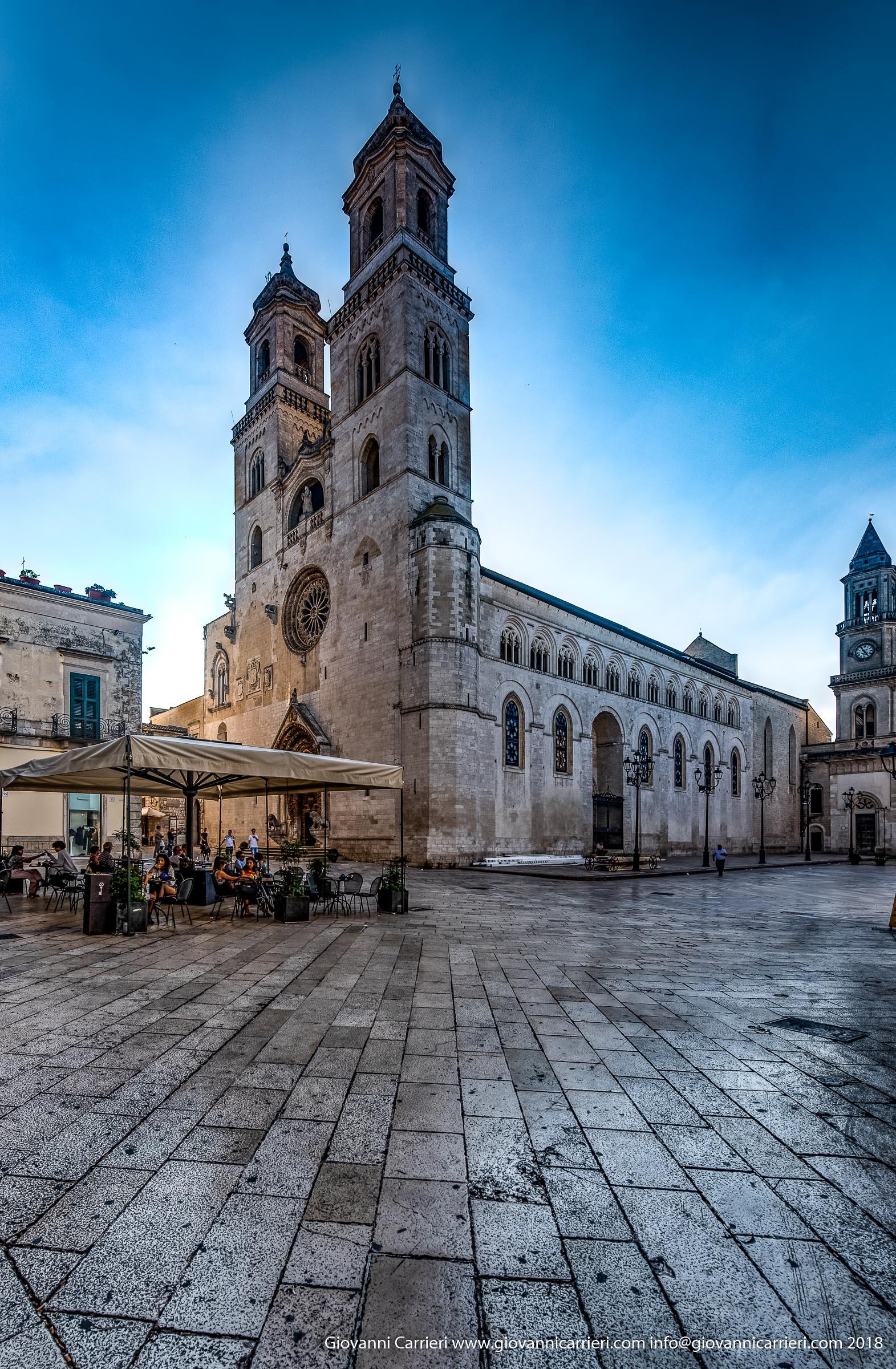 Il Duomo di Altamura la Cattedrale di Santa Maria Assunta