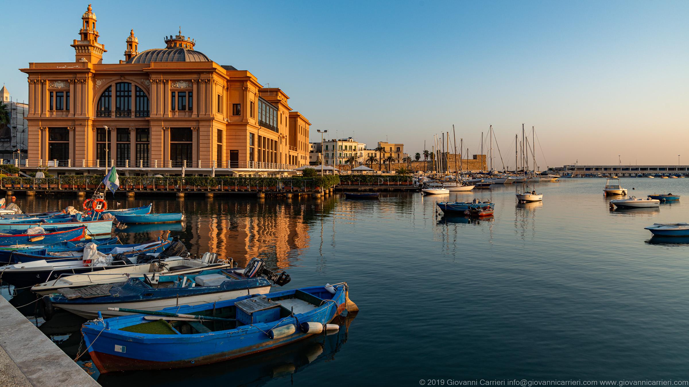 Bari city center
