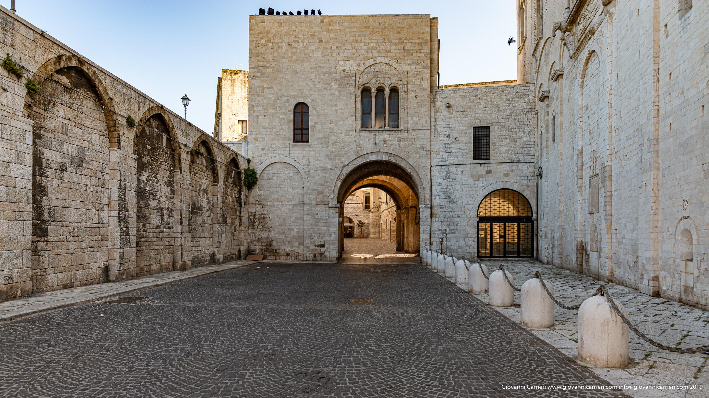 Corte del Catapano, Bari vecchia