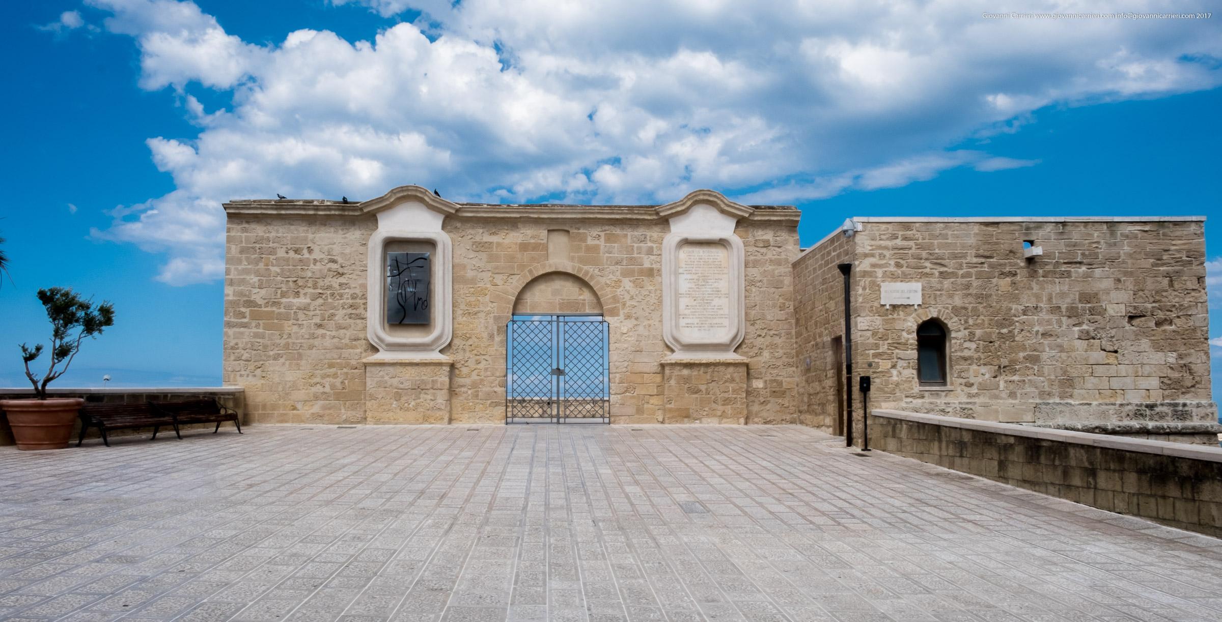 Il fortino di Sant'Antonio, Bari