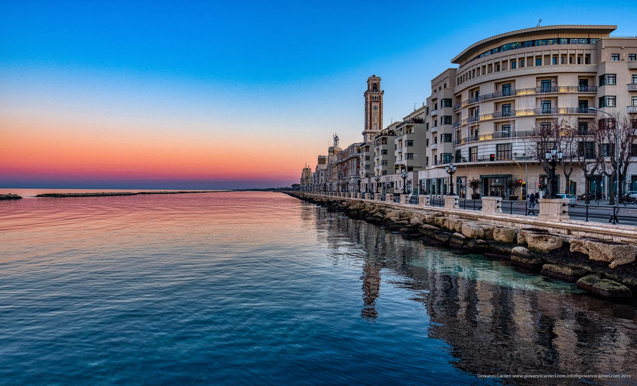 Bari Promenade