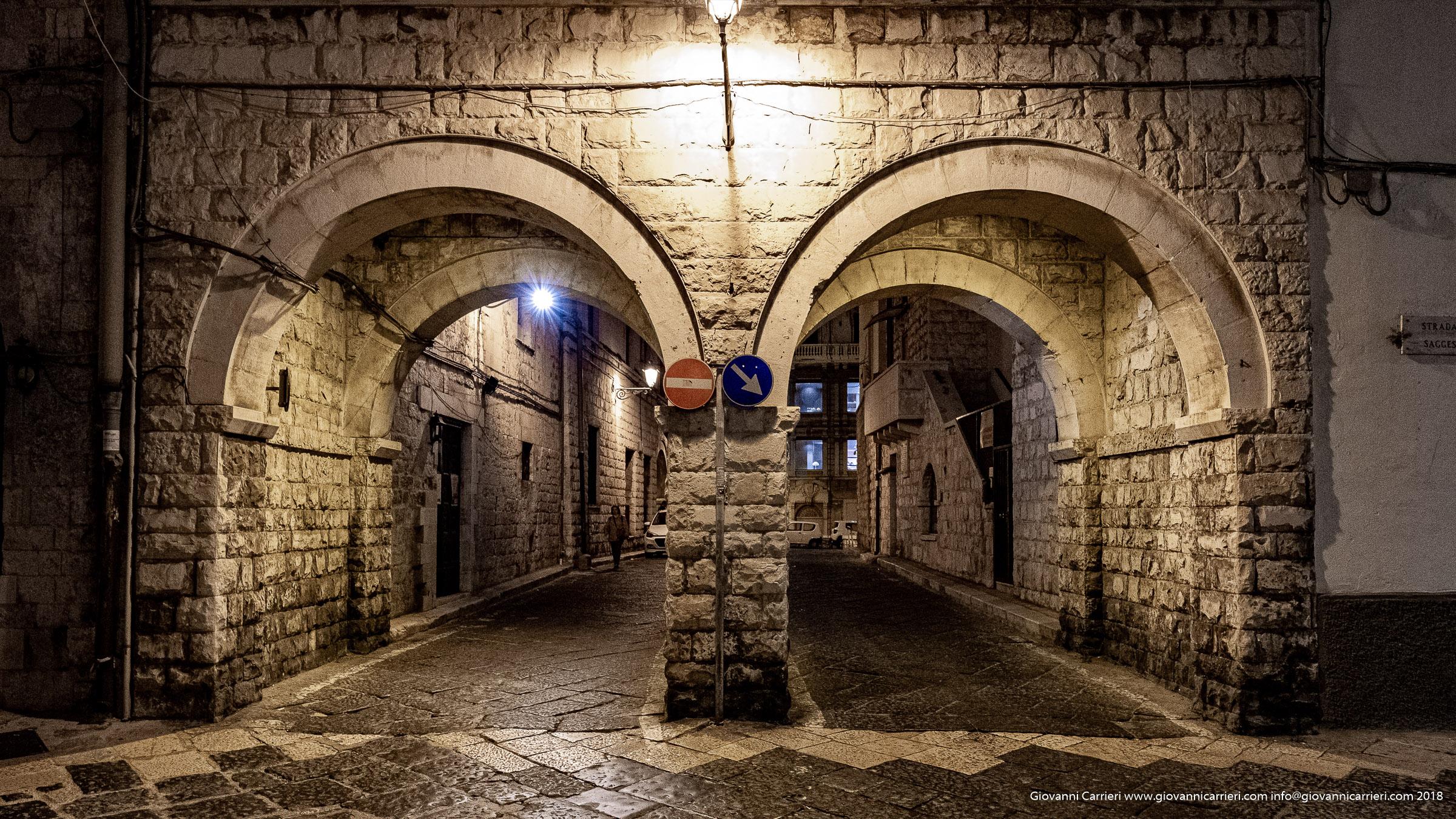 Strade in città - Bari vecchia