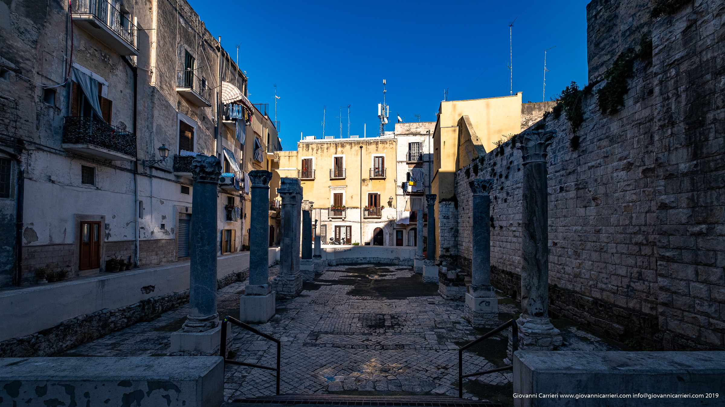 Piazza di Santa Maria del Buonconsiglio e Strada Santa Scolastica