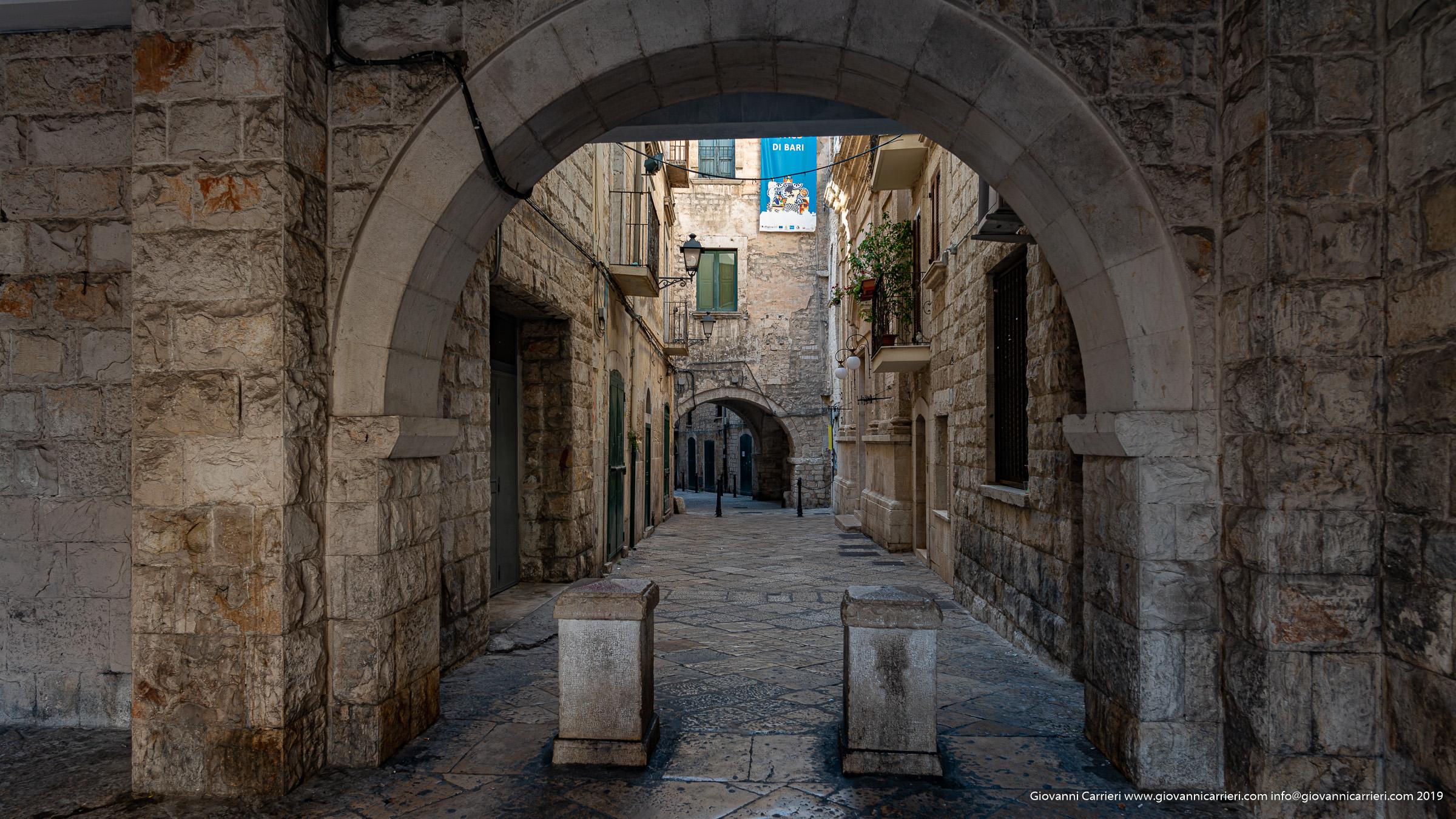Bari Vecchia, strada San Giuseppe