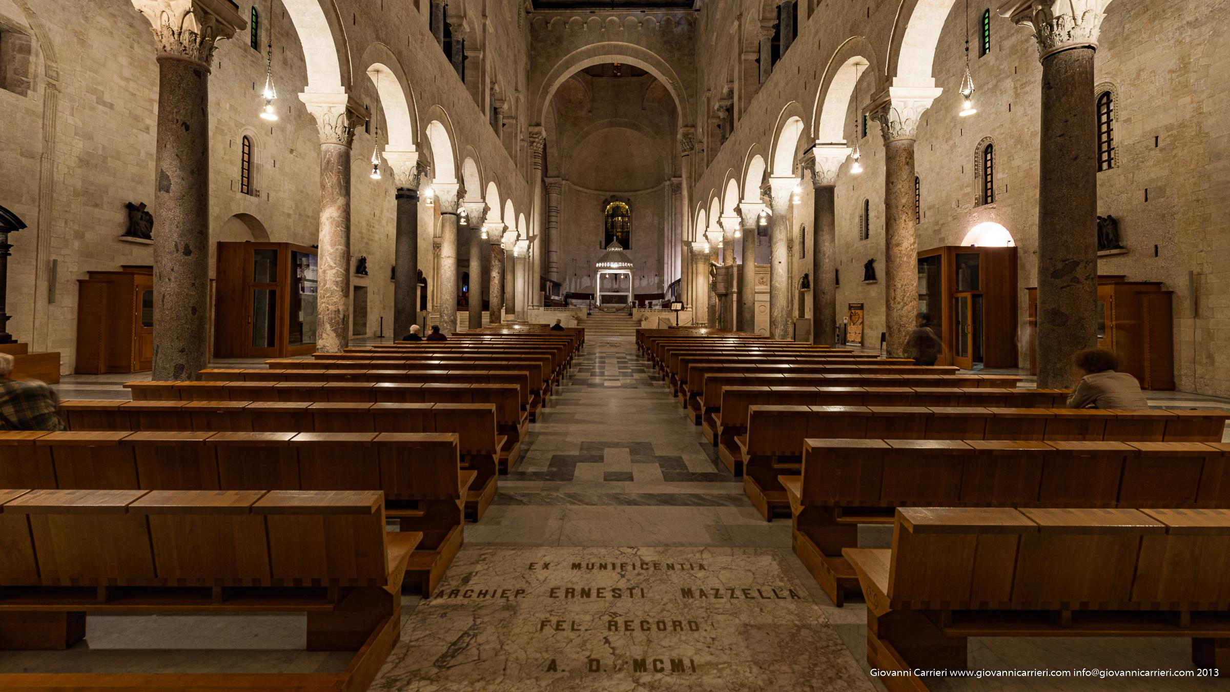 La Cattedrale di San Sabino - Bari vecchia