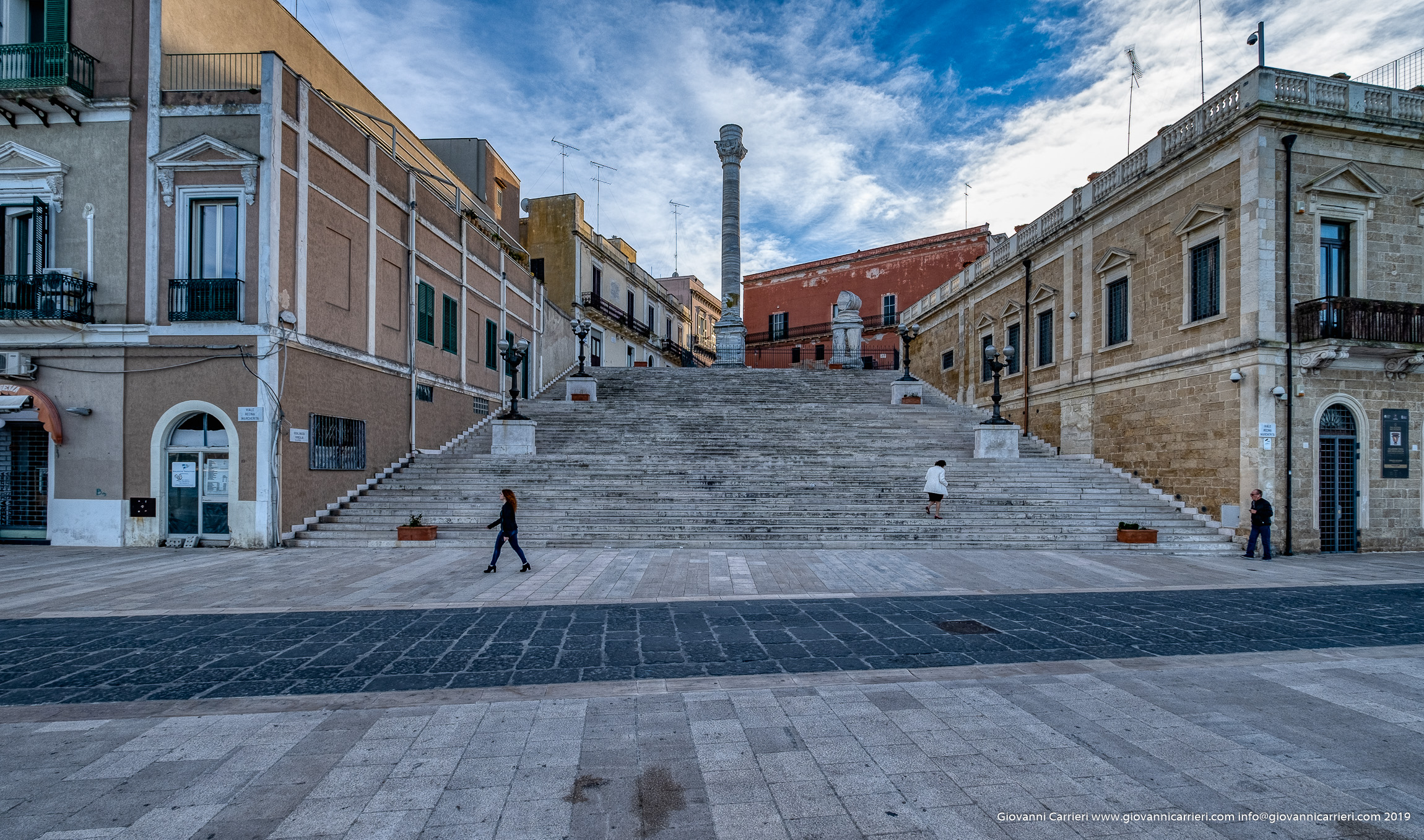 Photographs of Brindisi