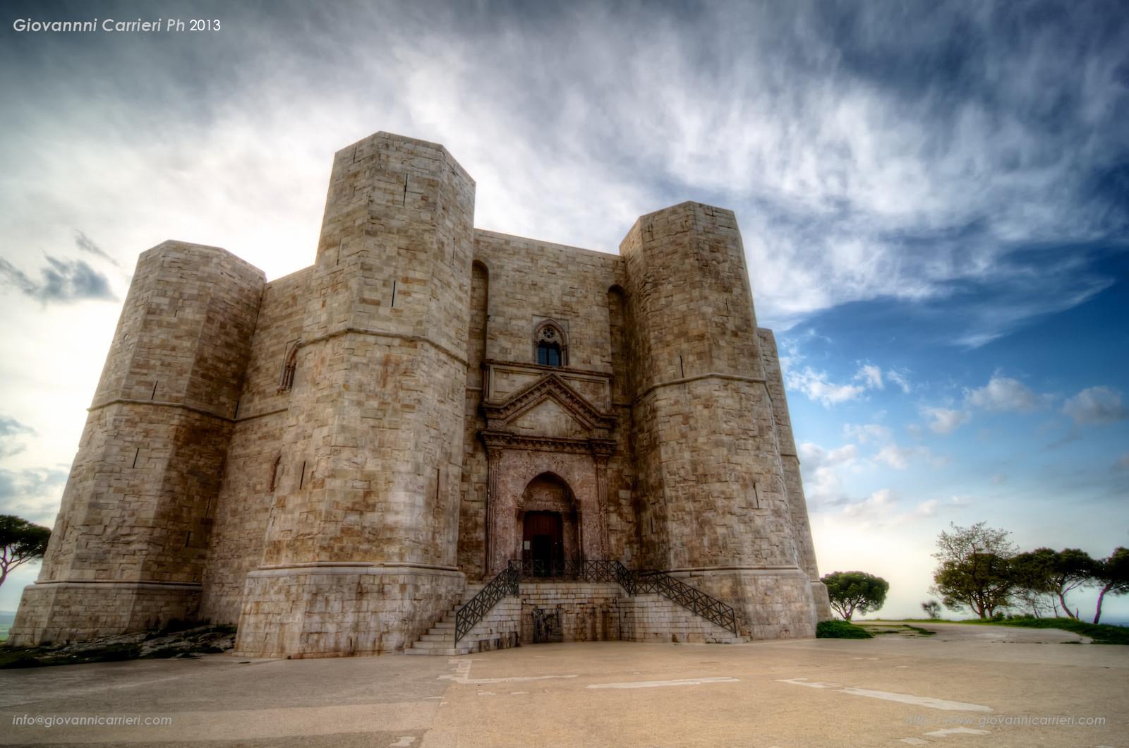 Il castello dell' Imperatore Federico II