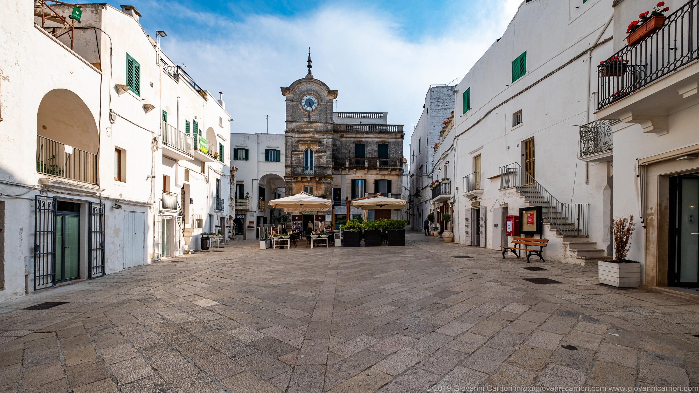 Photographs of Cisternino
