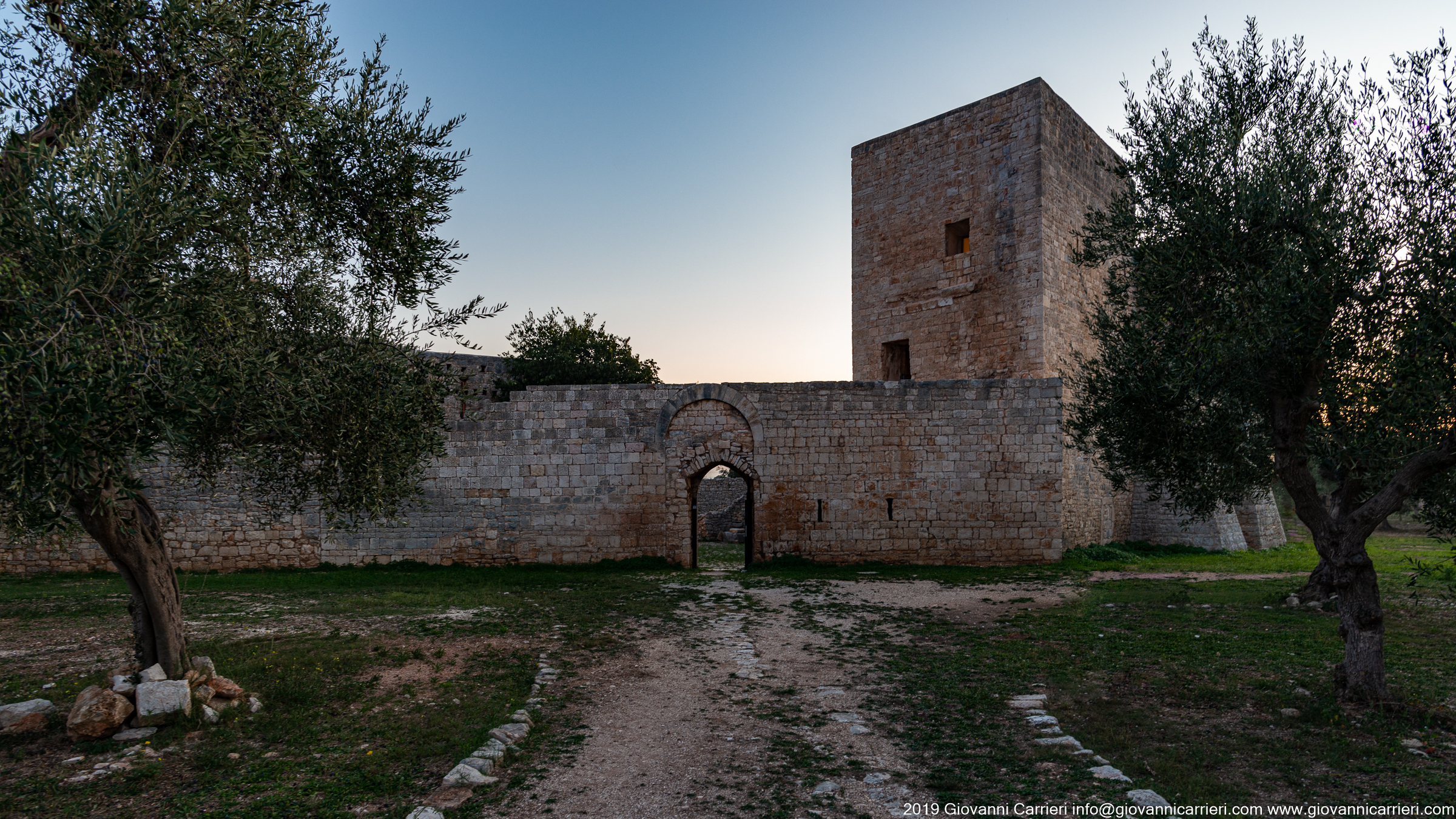 Internal fortification