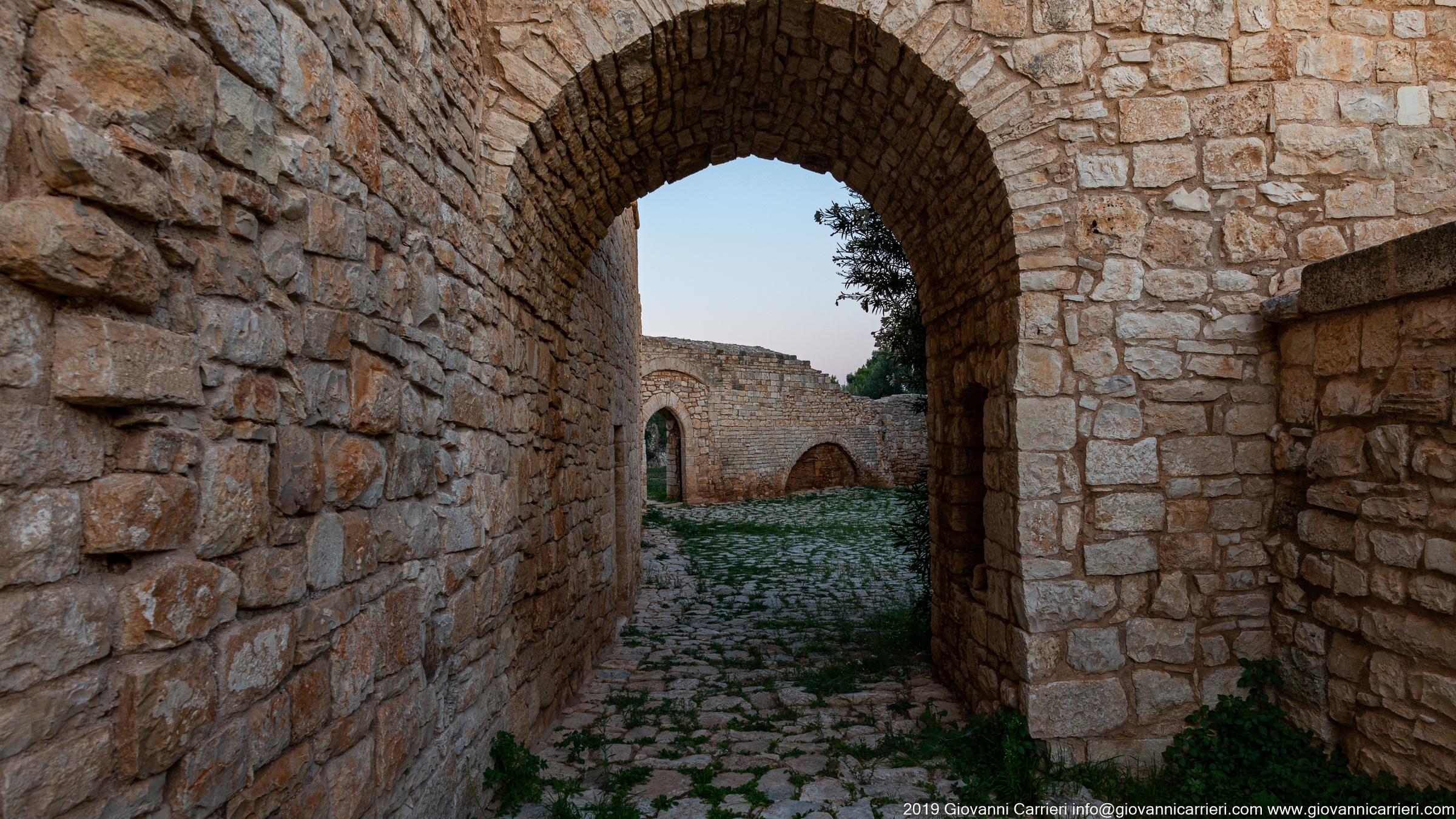 La fortezza di Balsignano
