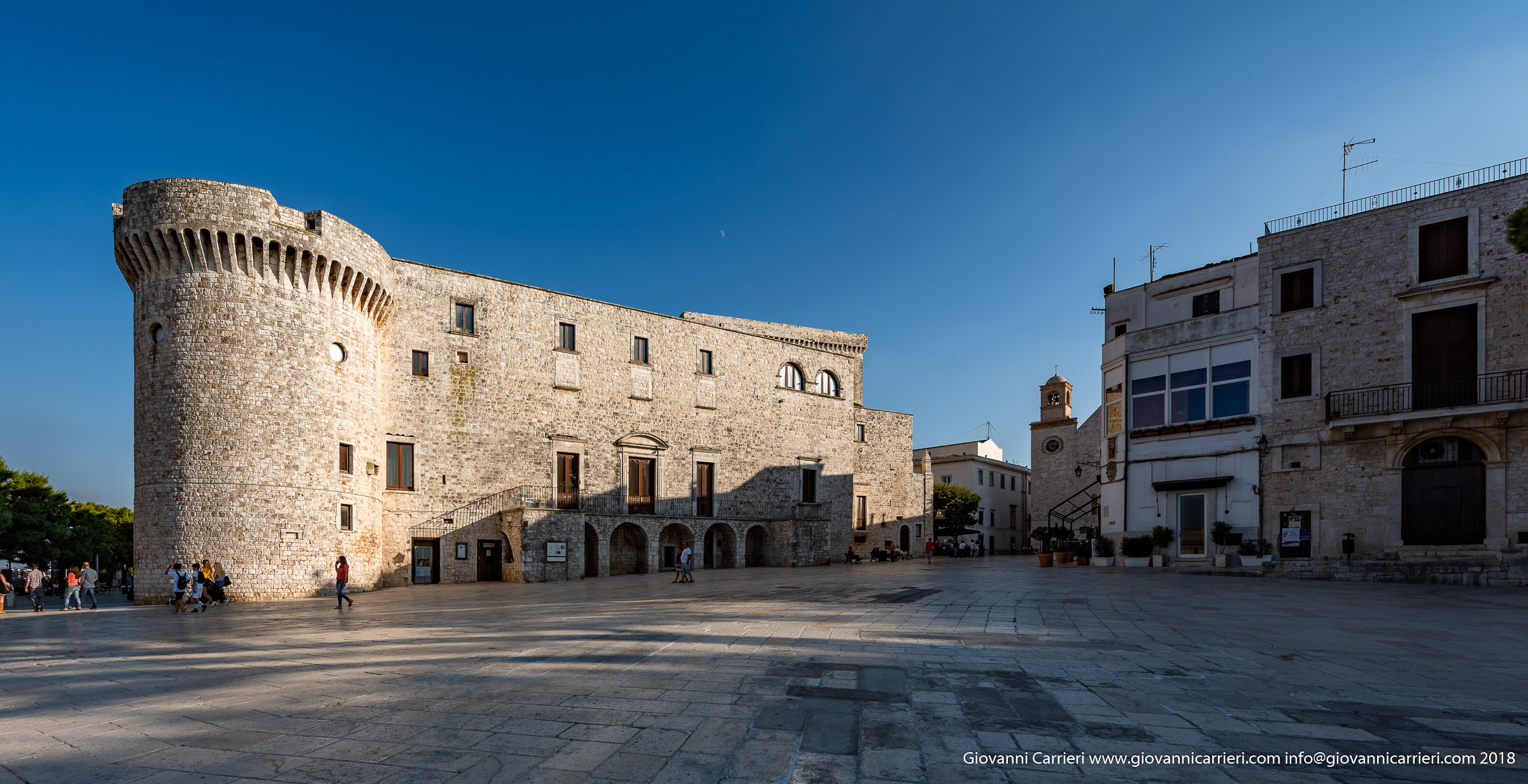 Photographs of Conversano