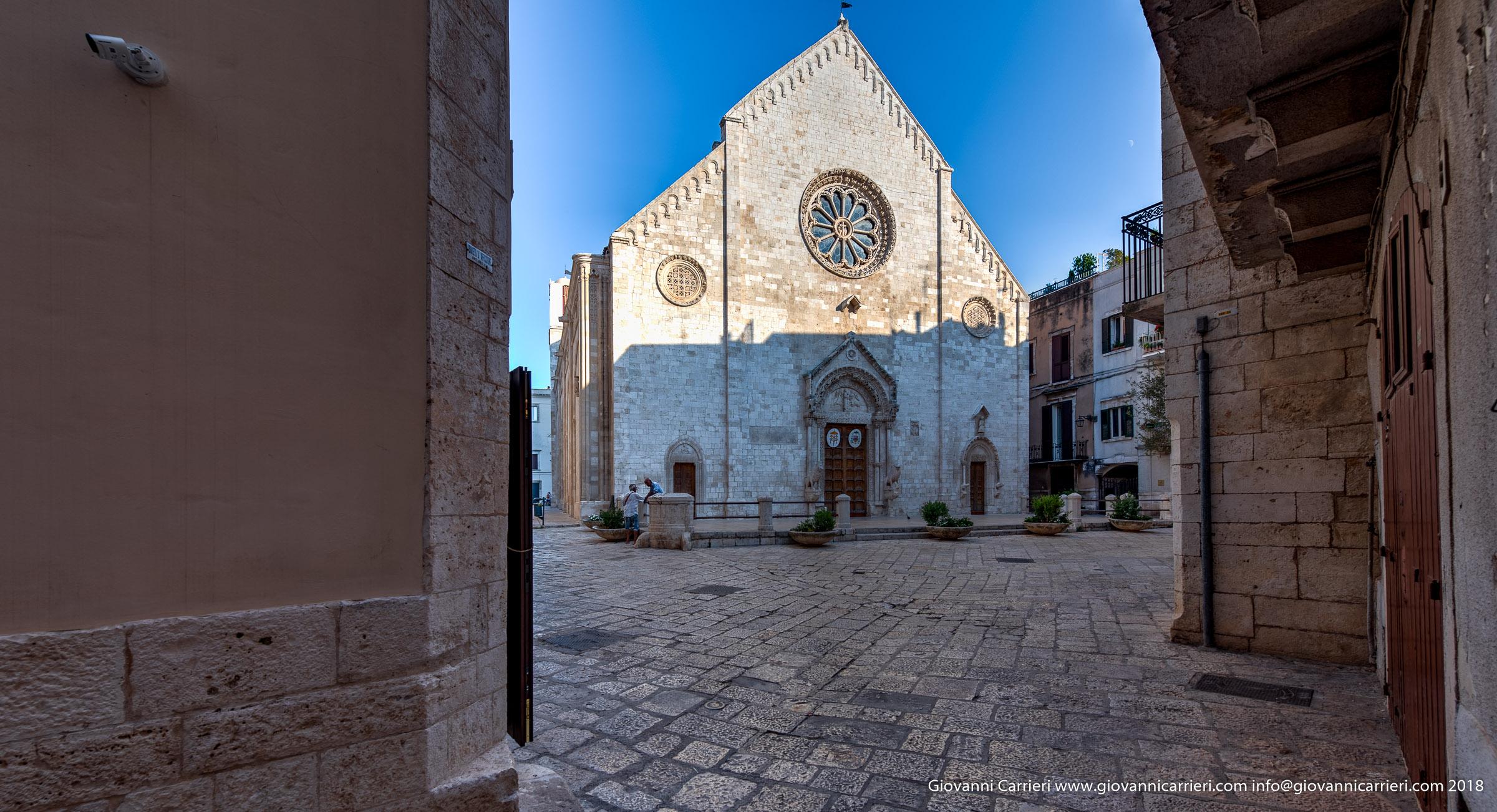 La basilica cattedrale di Santa Maria Assunta
