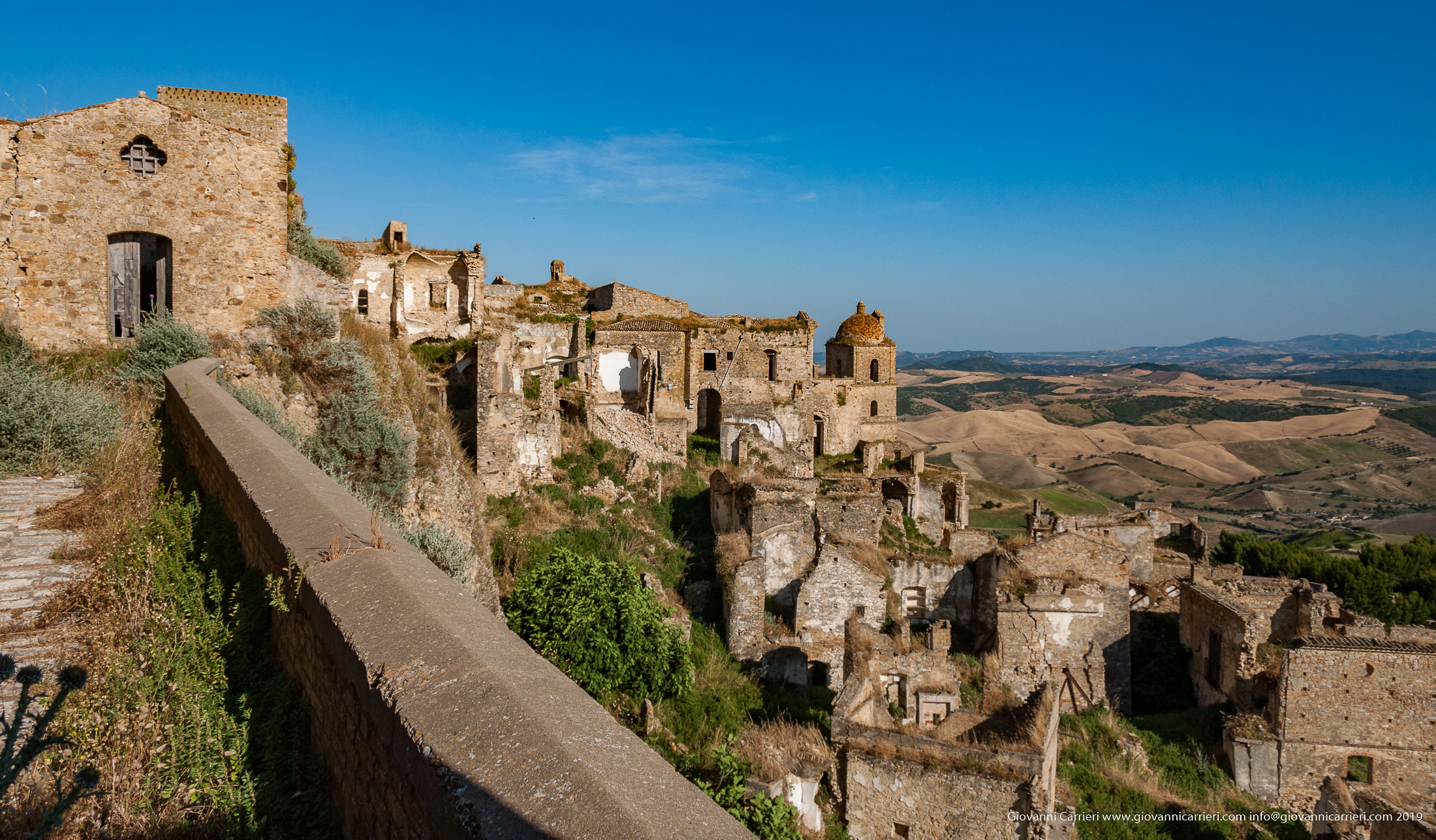 Old strenght - Craco