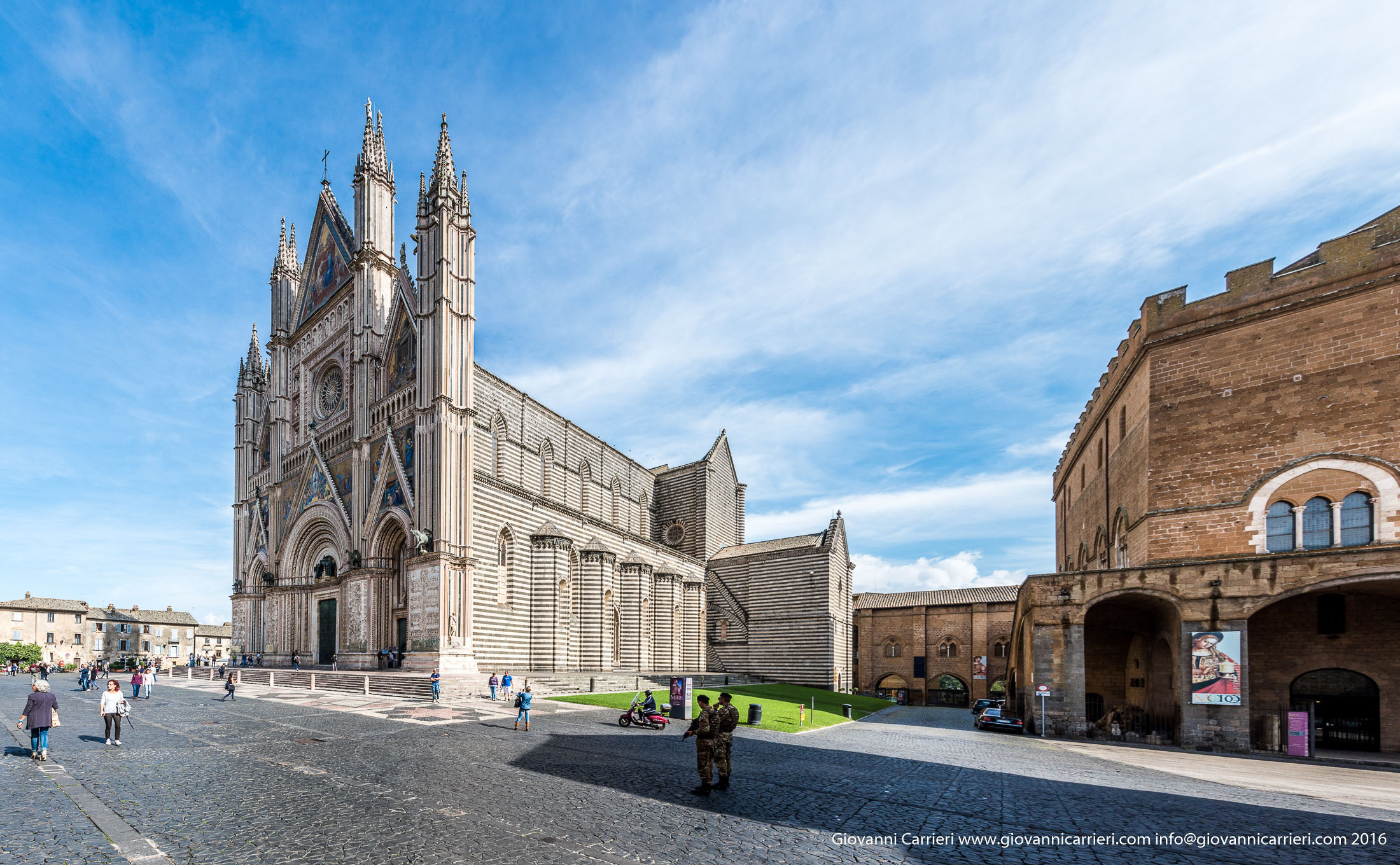 Photographs of Cathedral of Orvieto