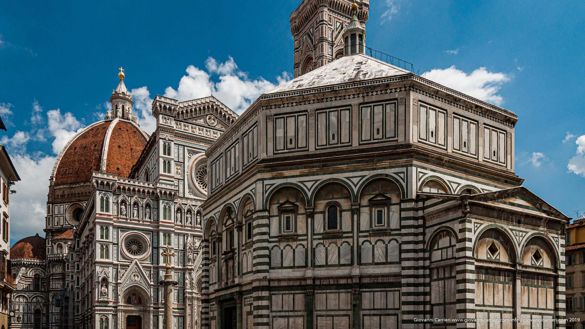 Il Battistero di San Giovanni - Firenze
