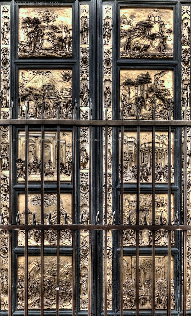Porta del Paradiso del Battistero di Firenze